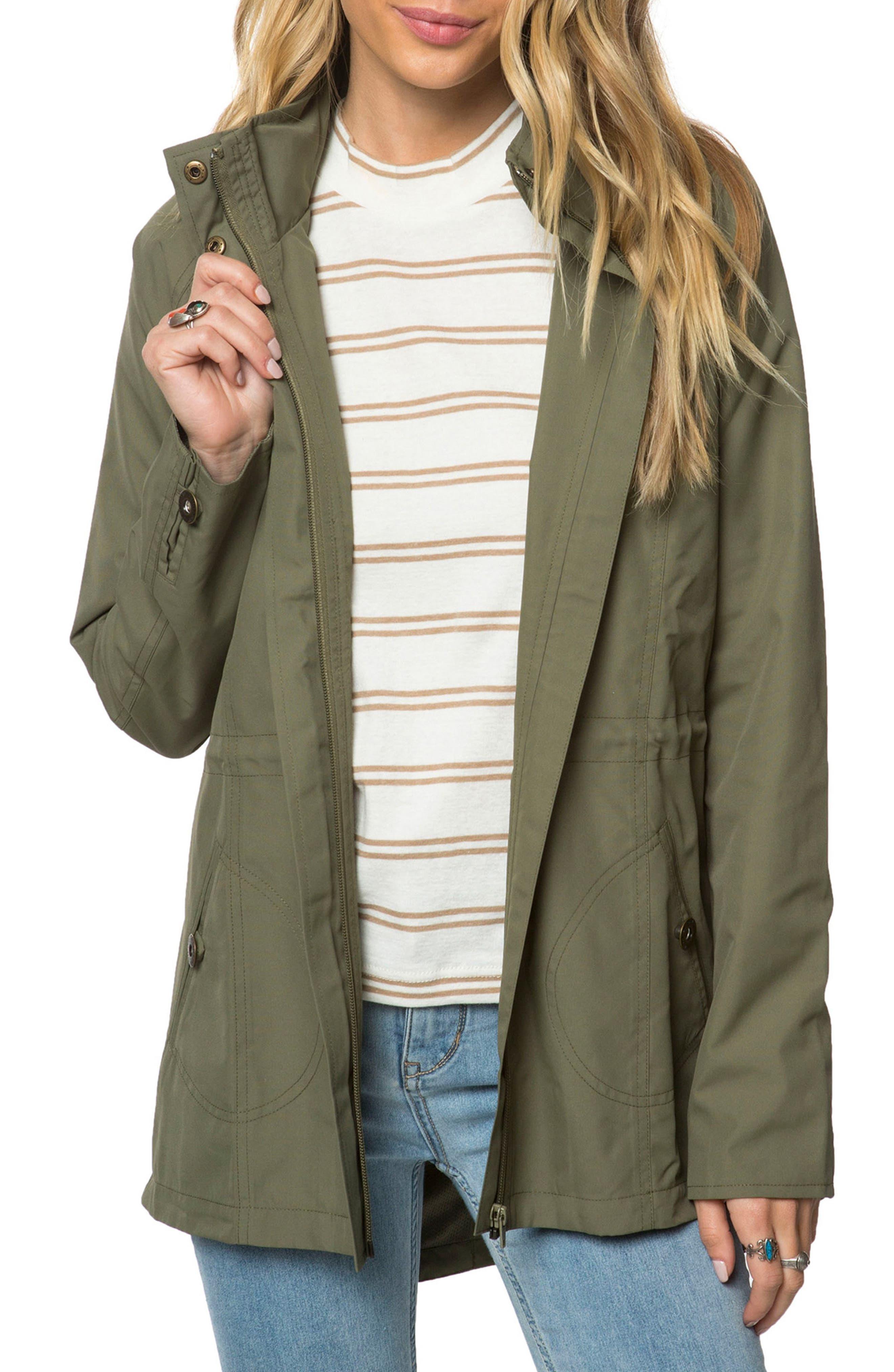 O'Neill Wendy Hooded Jacket