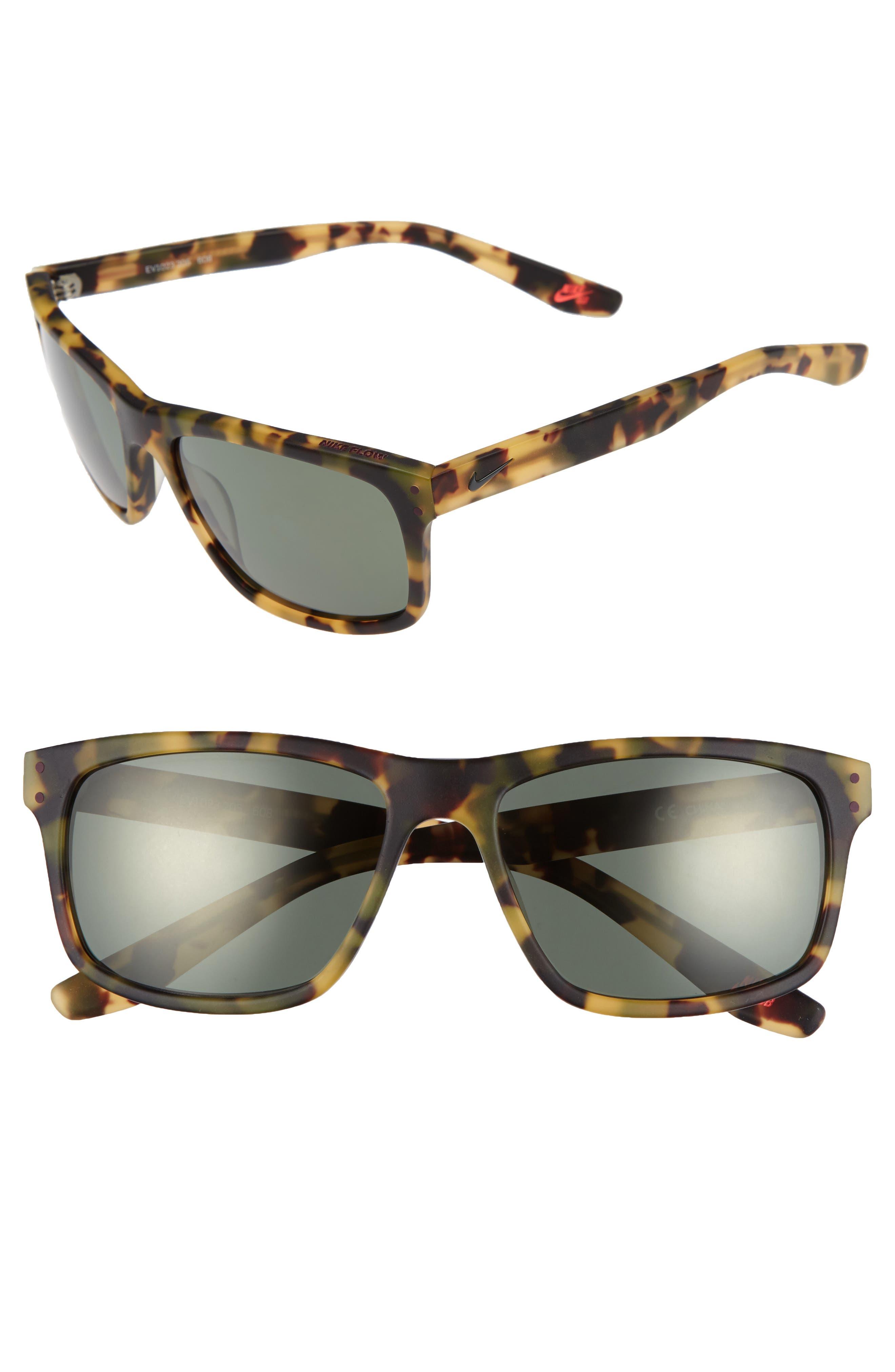 Nike Flow 58mm Sunglasses