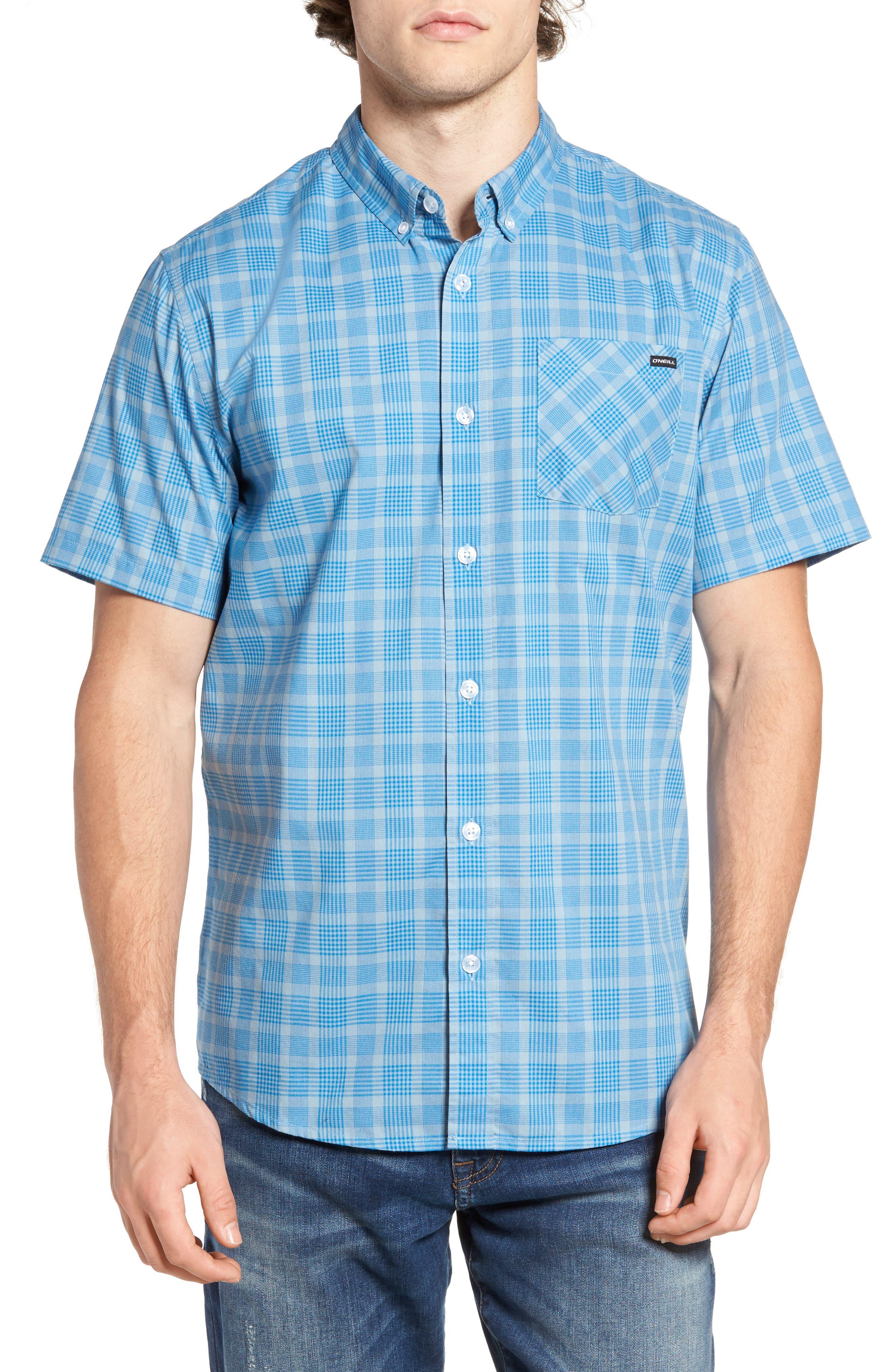 O'Neill Check Woven Shirt