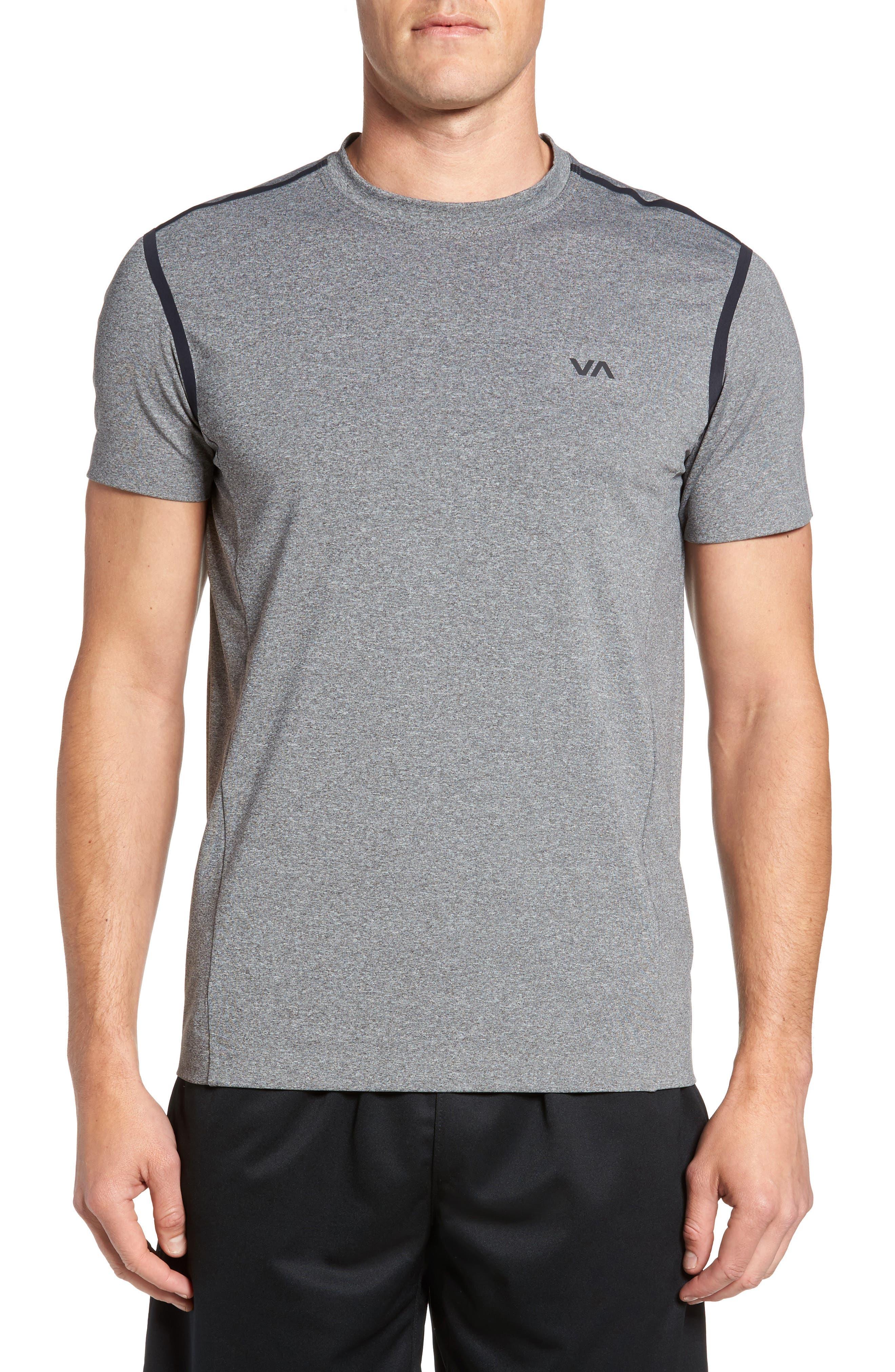 RVCA Grappler Compression T-Shirt
