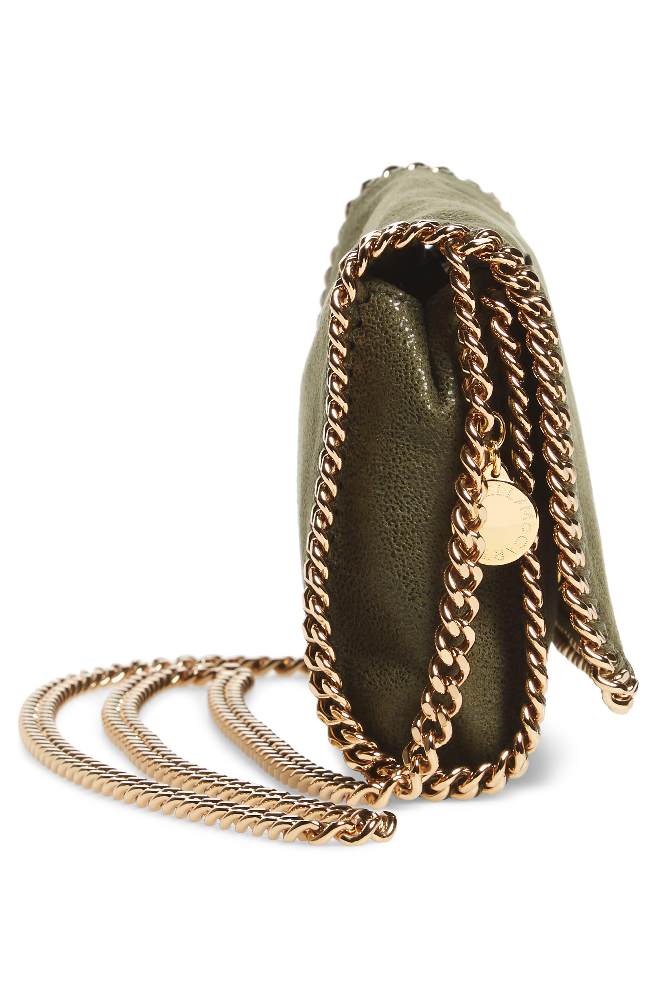 Alternate Image 4  - Stella McCartney 'Falabella - Shaggy Deer' Faux Leather Crossbody Bag