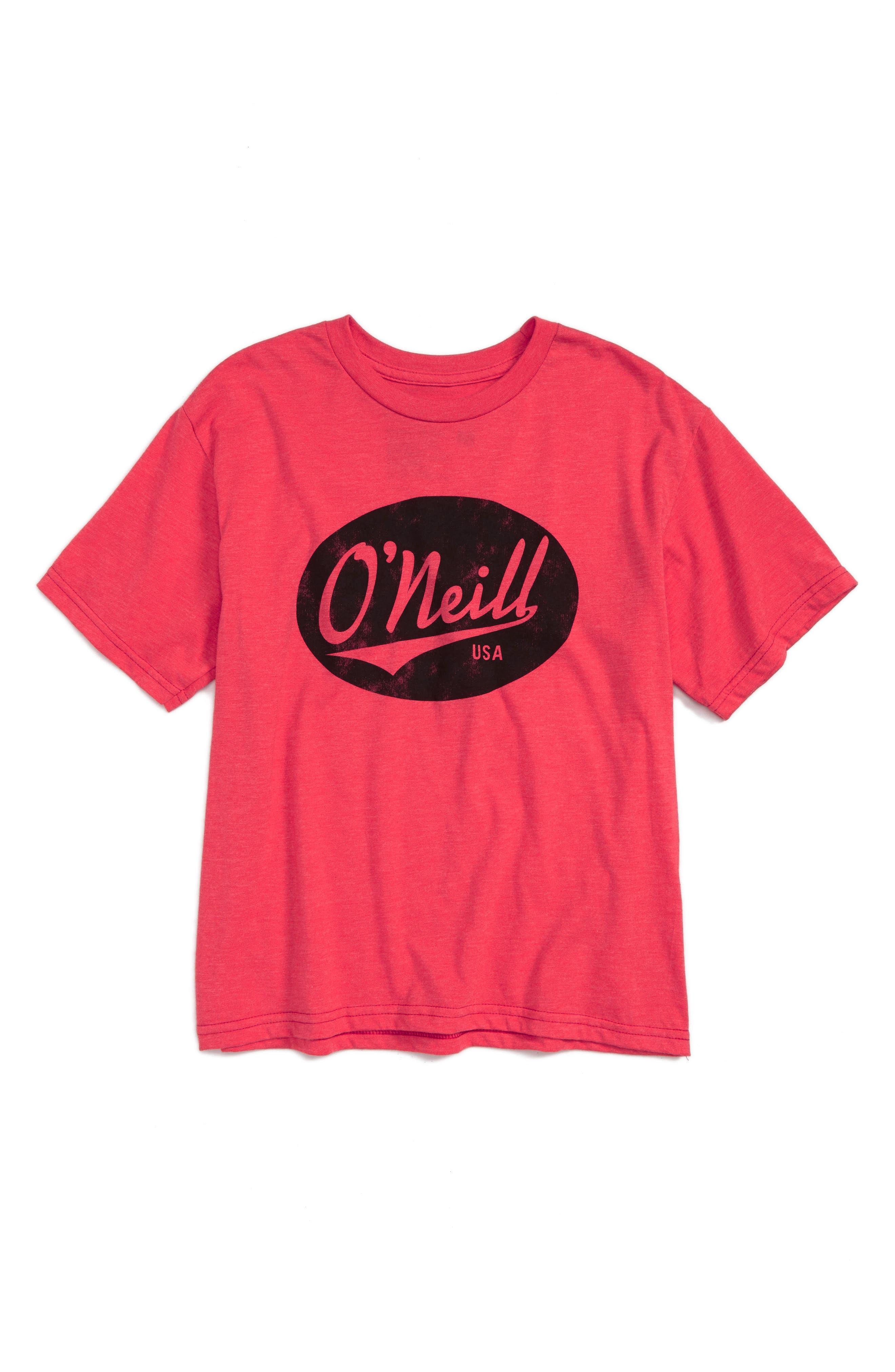 O'Neill Property T-Shirt (Toddler Boys, Little Boys & Big Boys)
