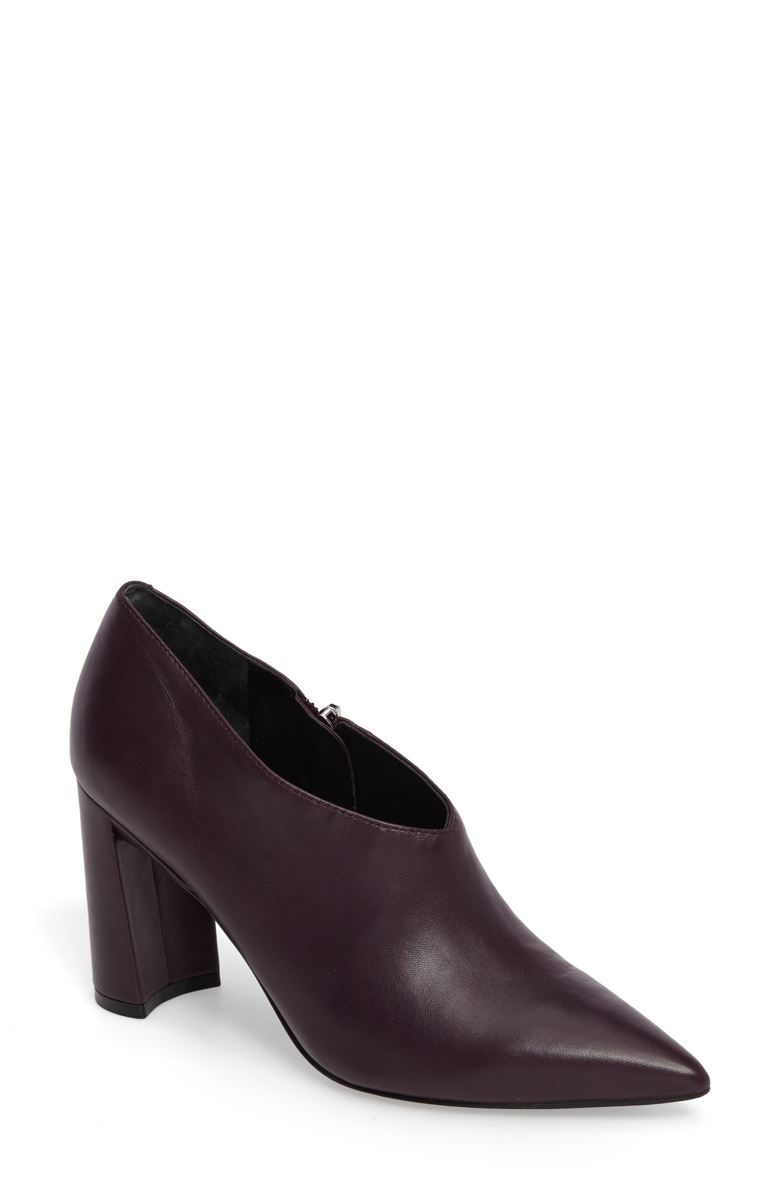 Marc Fisher LTD Hoda Pointy Toe Bootie (Women)