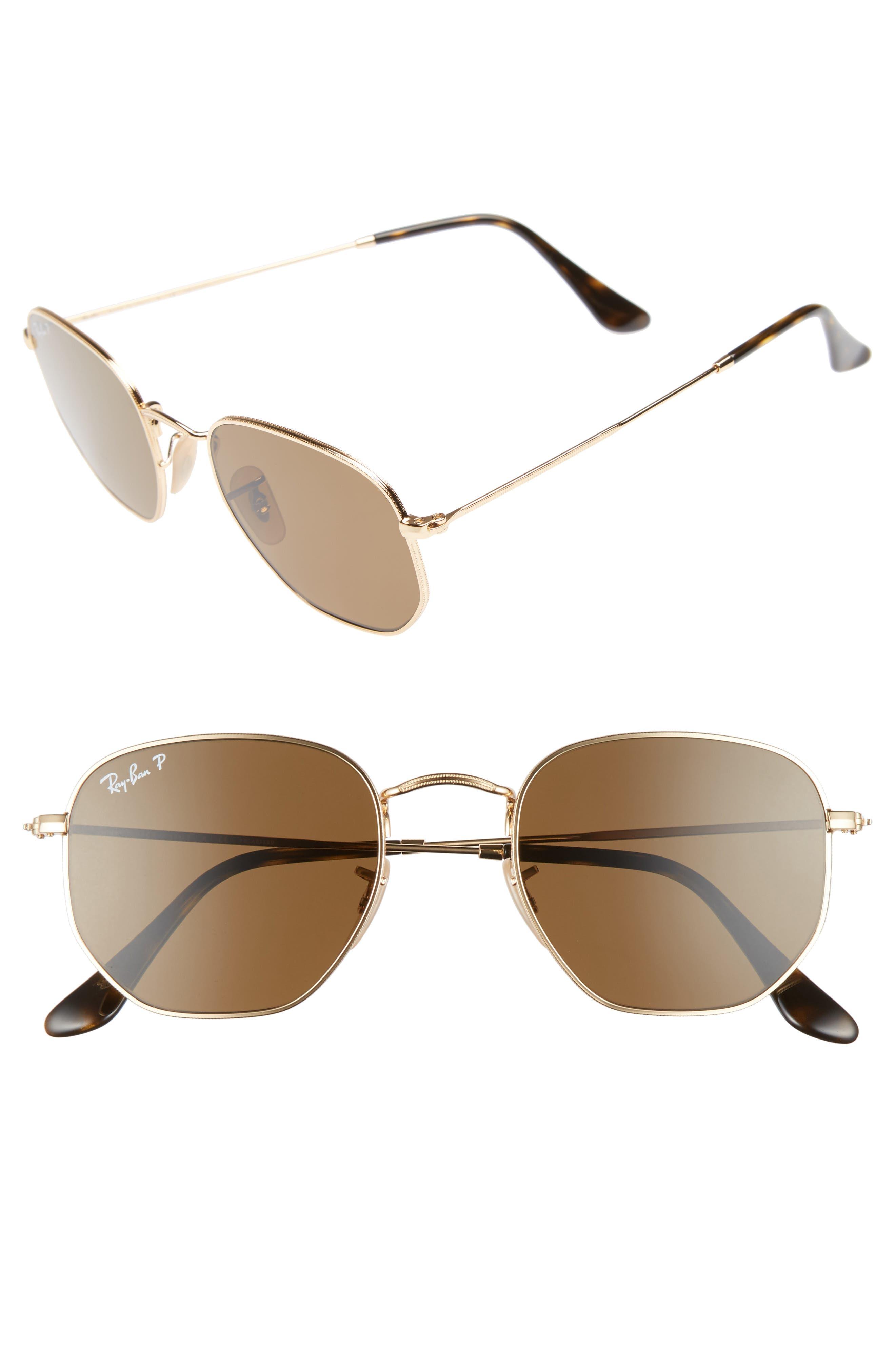Ray-Ban 51mm Polarized Sunglasses