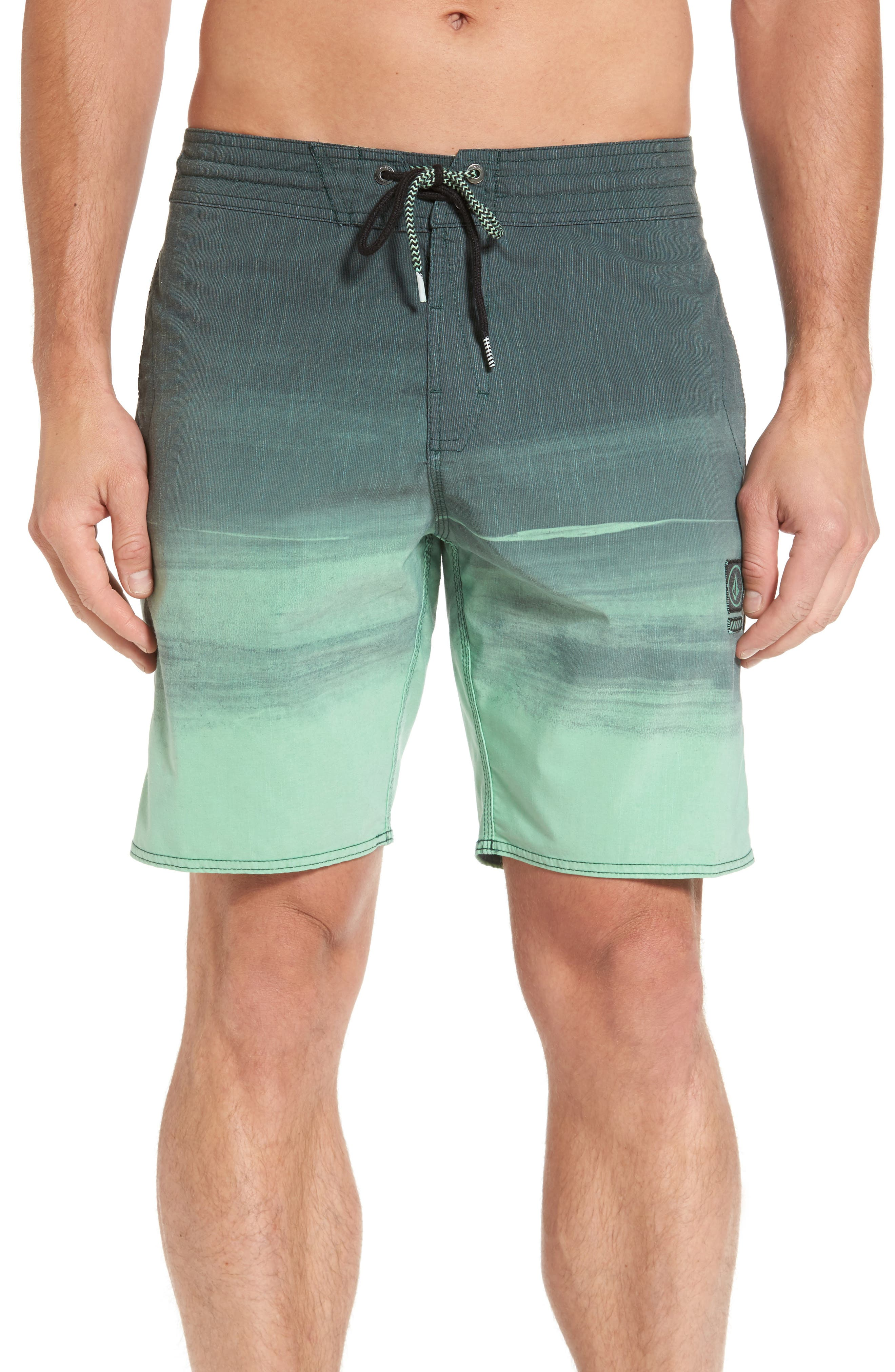 Volcom Balbro'a Stoney Swim Trunks