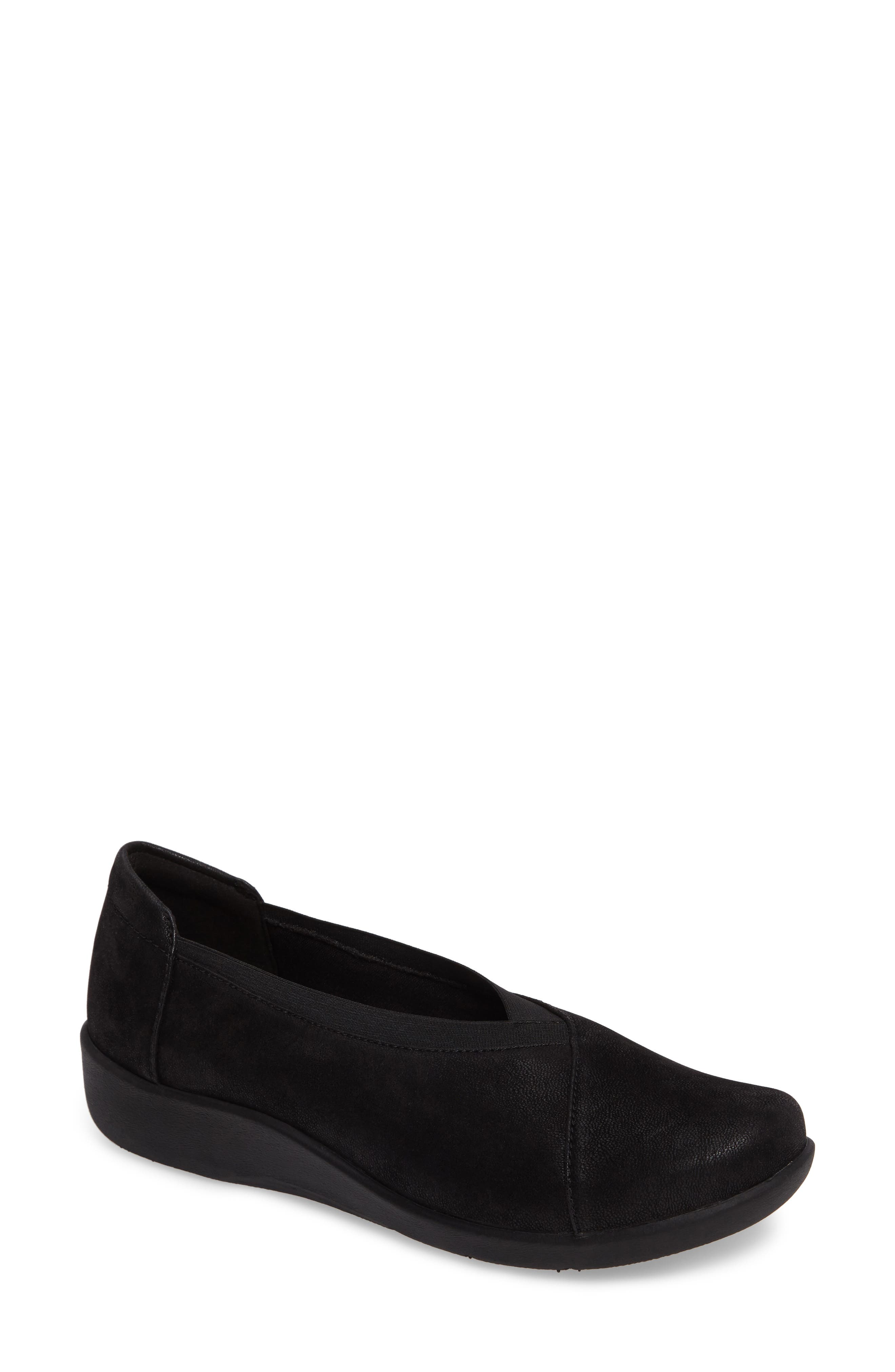 Clarks® Sillian Holly Flat (Women)