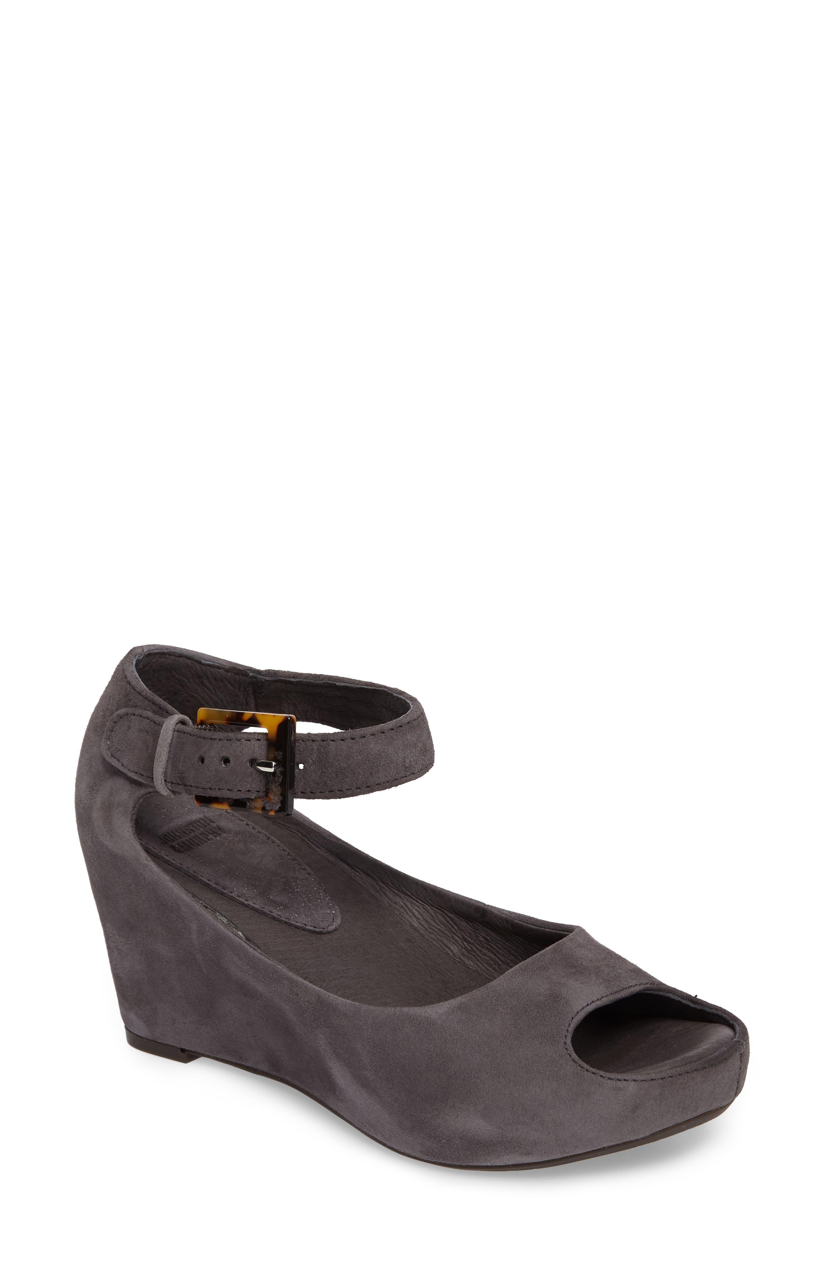 Johnston & Murphy 'Tricia' Ankle Strap Sandal