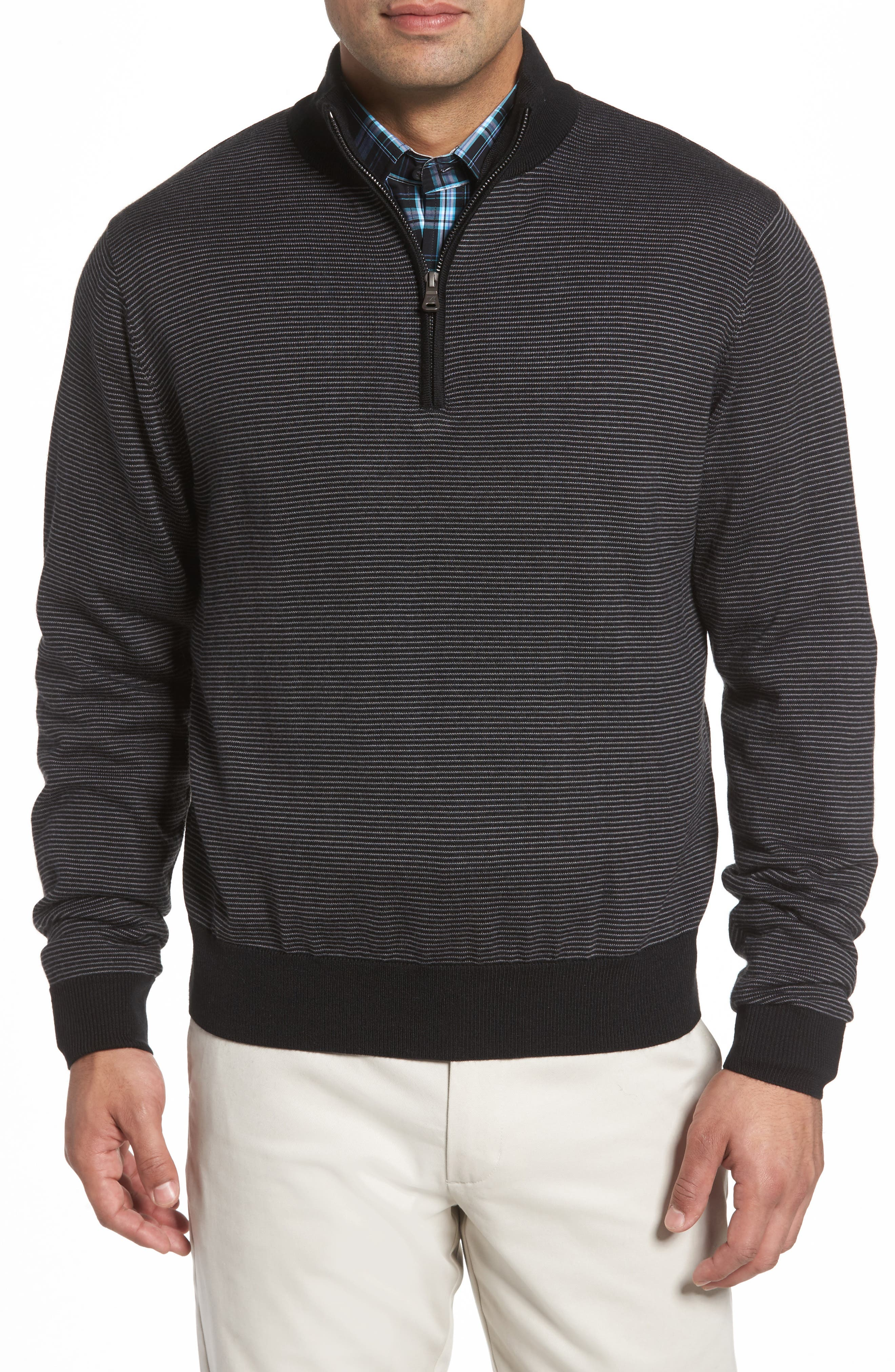 Cutter & Buck Collin Half Zip Pullover