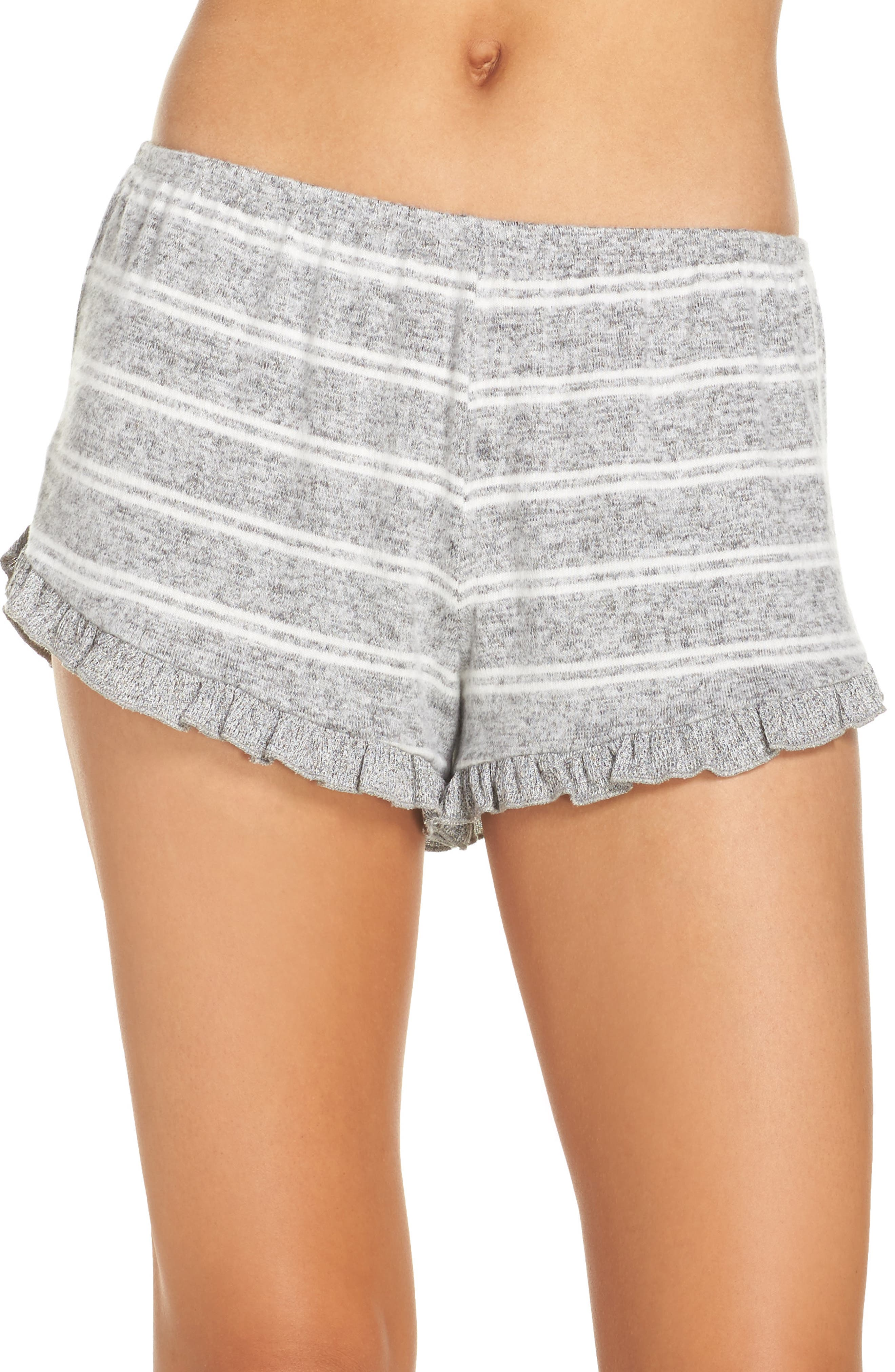 Make + Model Cozy Ruffle Shorts