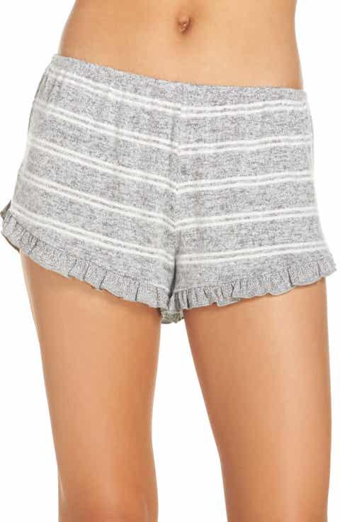 Women's Sleepwear Shorts Sleepwear & Robes | Nordstrom