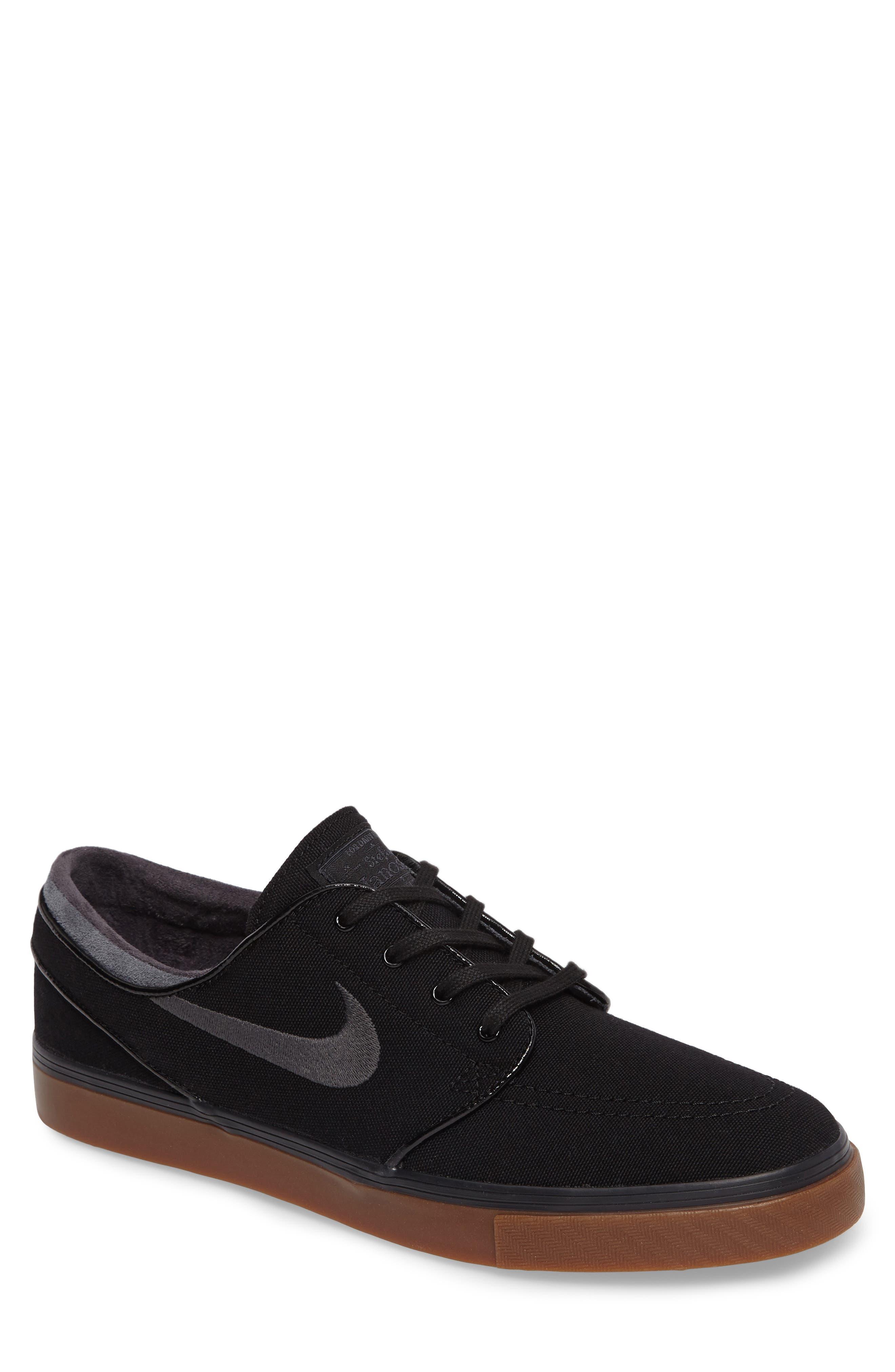 Nike 'Zoom - Stefan Janoski SB' Canvas Skate Shoe