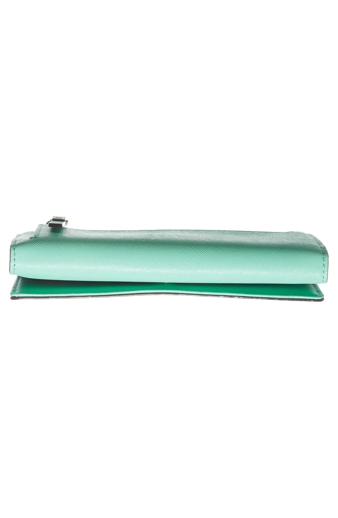 Alternate Image 6  - kate spade new york 'cedar street - nika' leather wallet