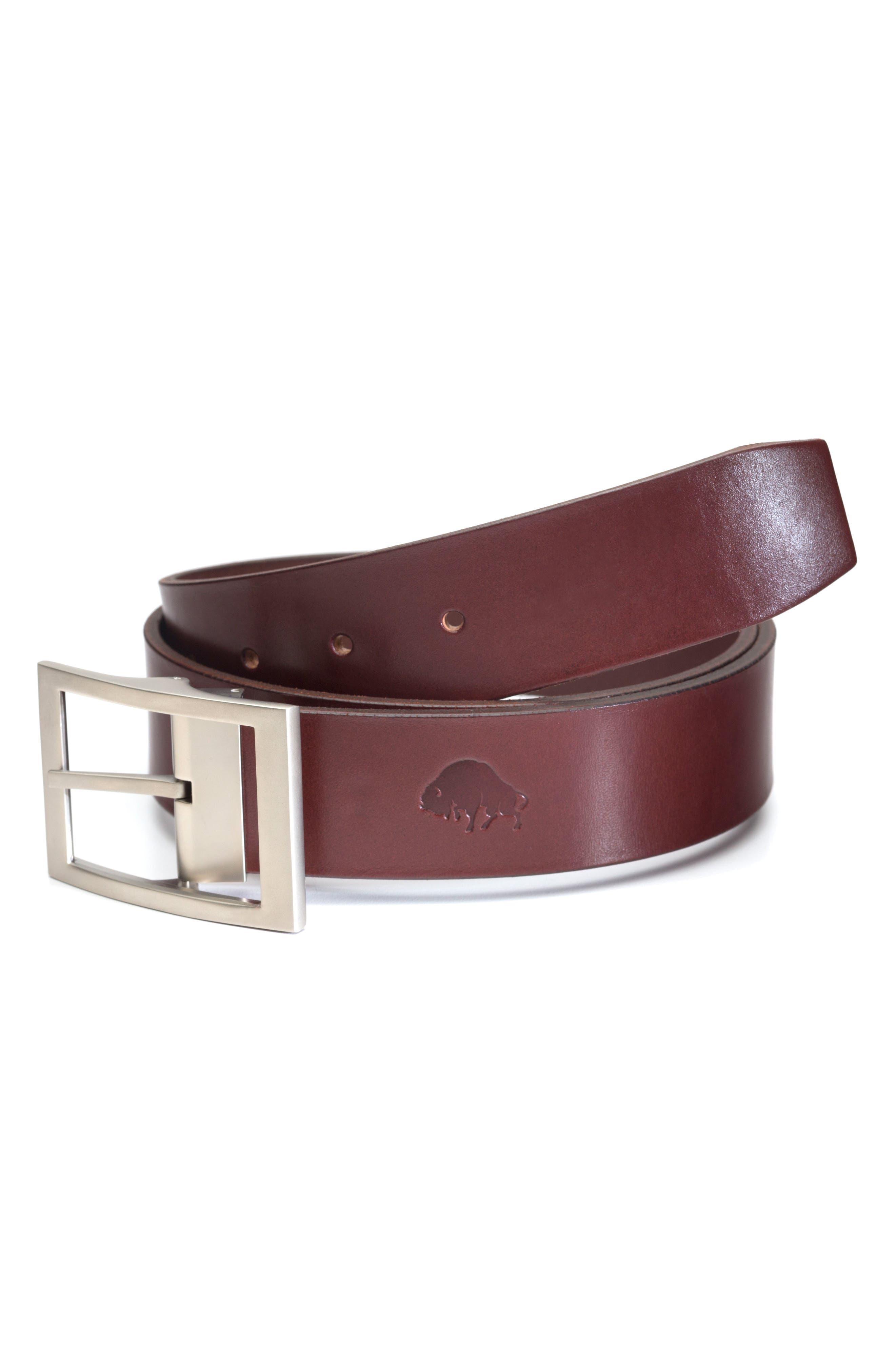 Ezra Arthur No. 2 Leather Belt