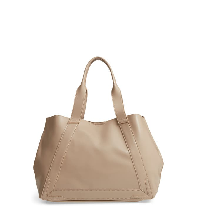 Main Image - Sole Society Decklan Faux Leather Tote