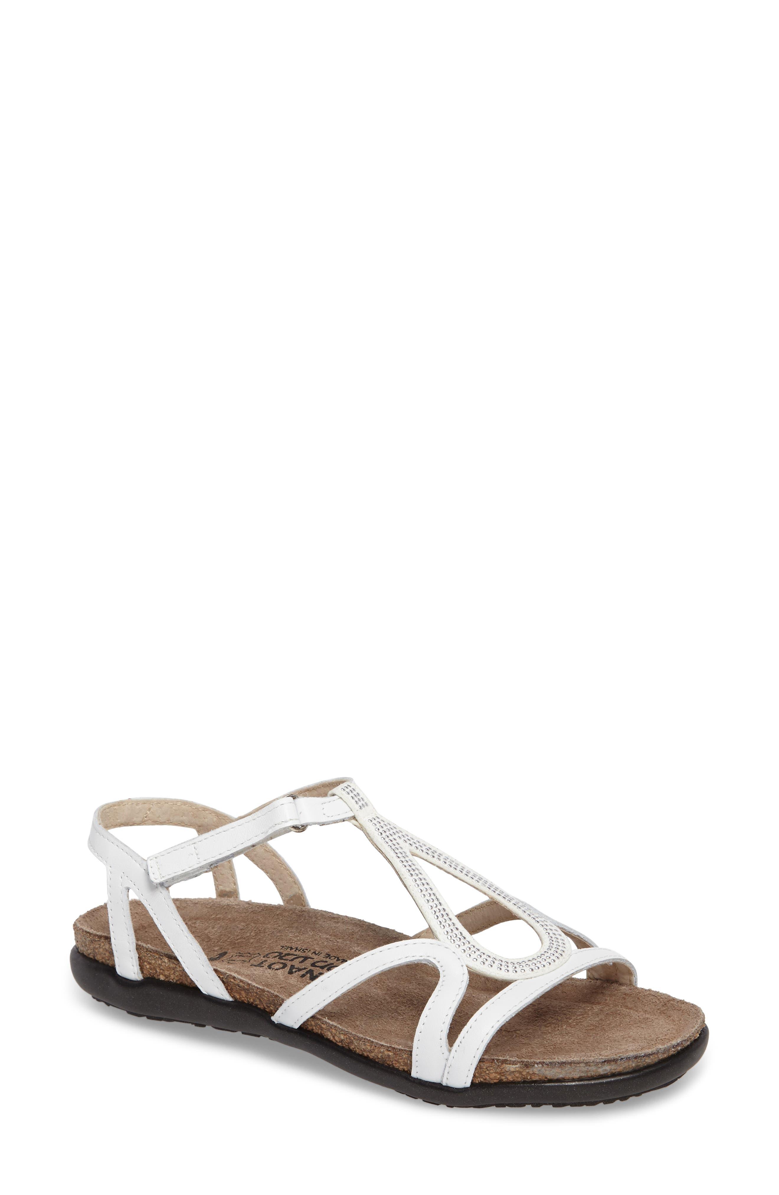 Naot Tamara Studded Strappy Sandal (Women)