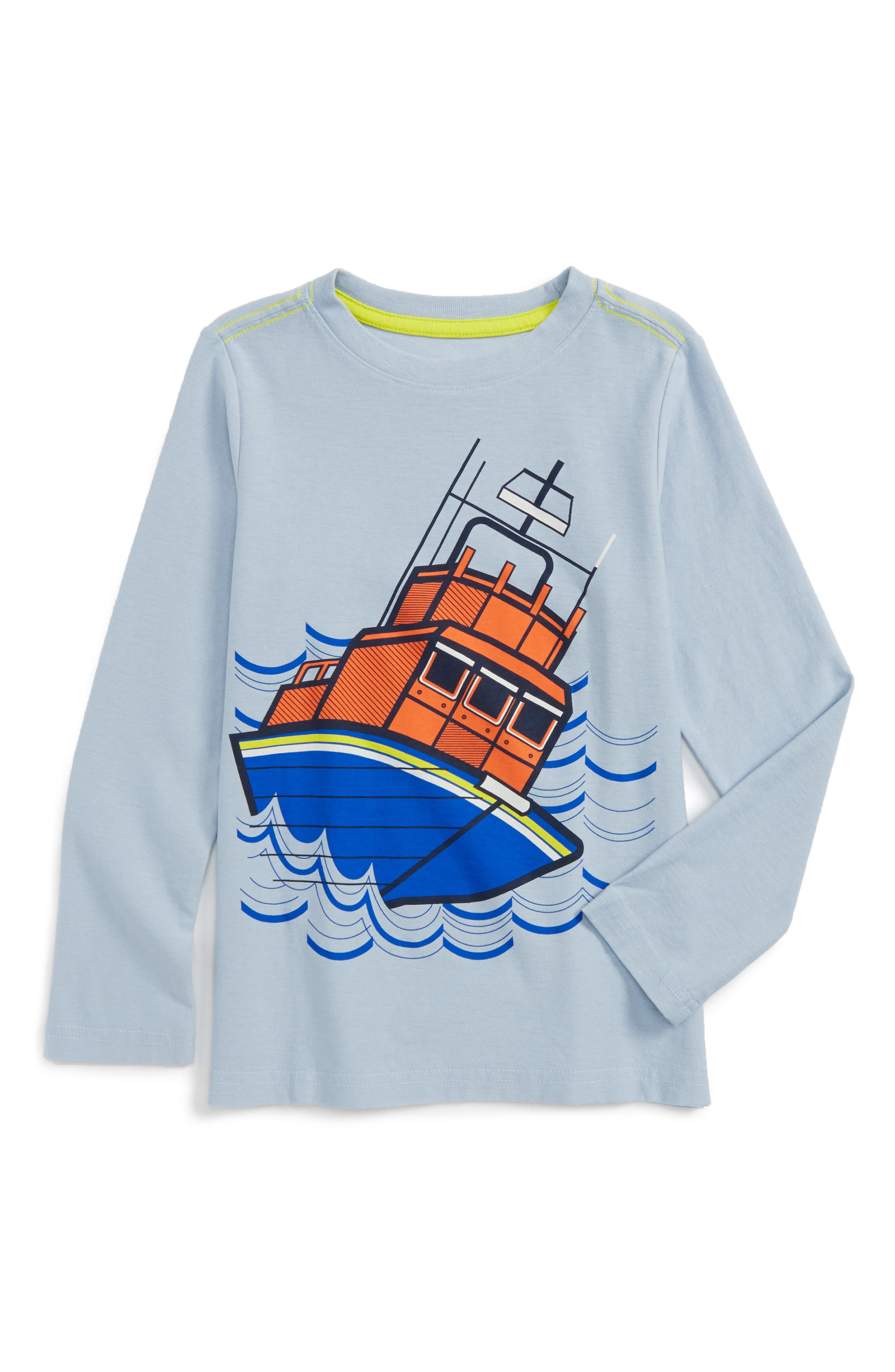 Tea Collection Royal Rescue Graphic T-Shirt (Toddler Boys & Little Boys)