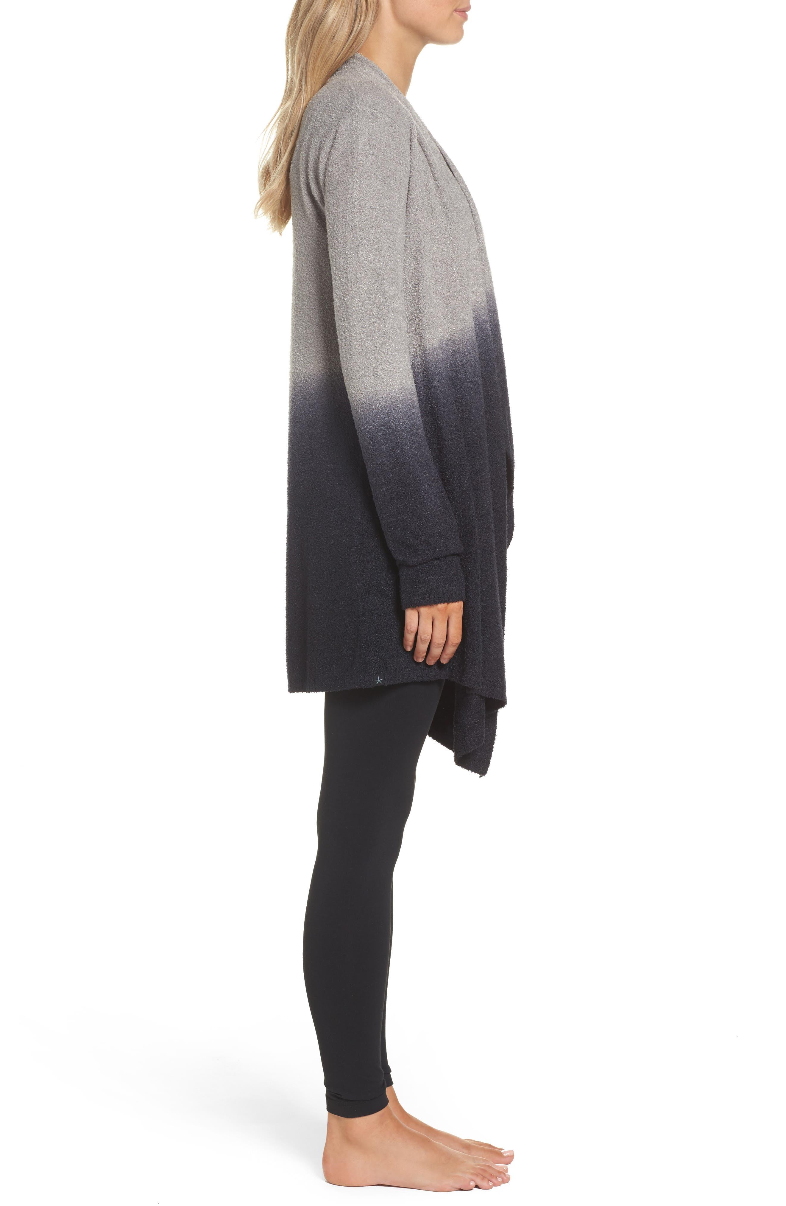 Alternate Image 3  - Barefoot Dreams® CozyChic Lite® Calypso Wrap Cardigan (Nordstrom Exclusive)