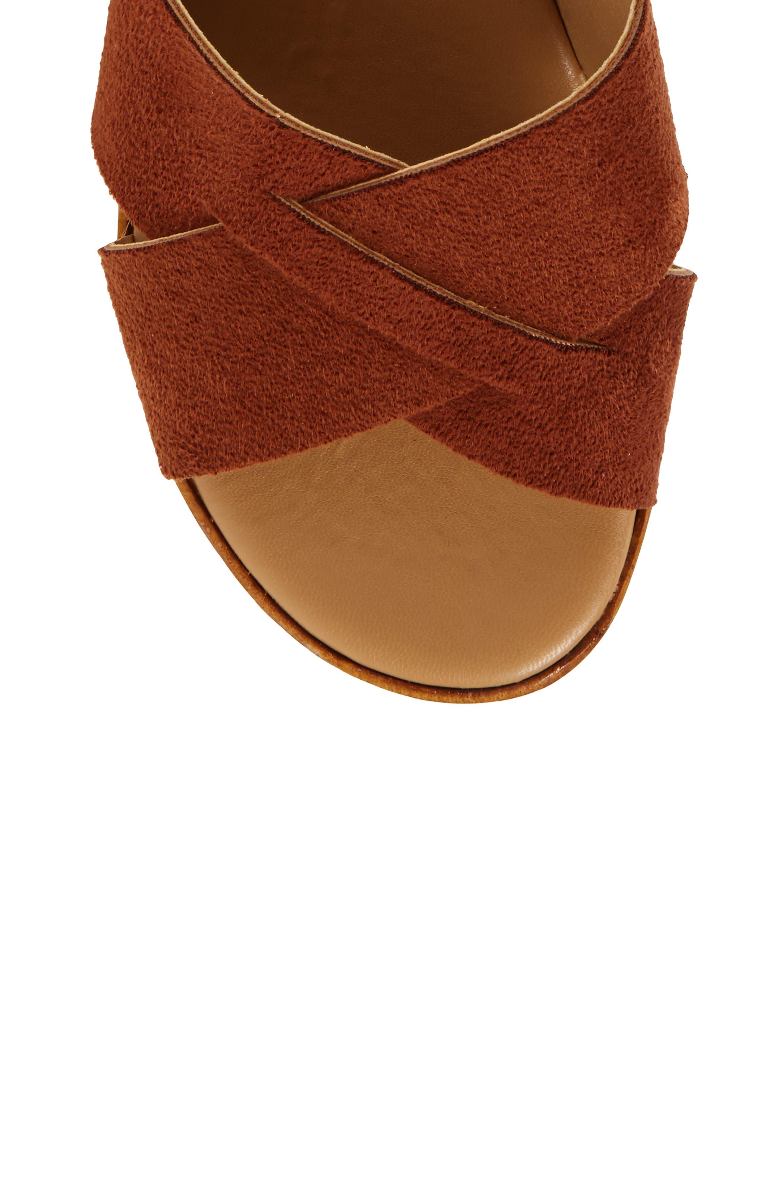Alternate Image 5  - Topshop Dolly Block Heel Sandal (Women)