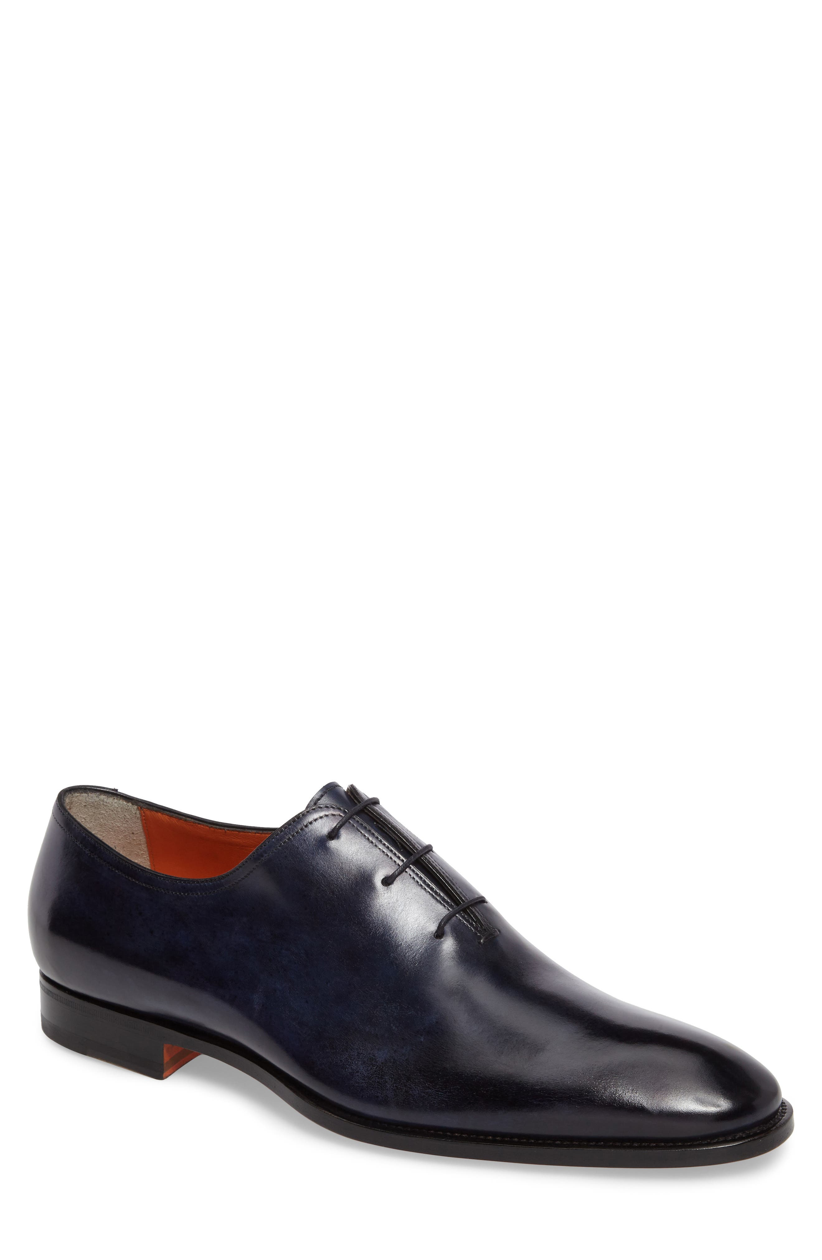 Santoni Wholecut Oxford (Men)