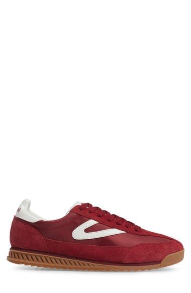 Tretorn Rawlins 3 Sneaker In Red Modesens