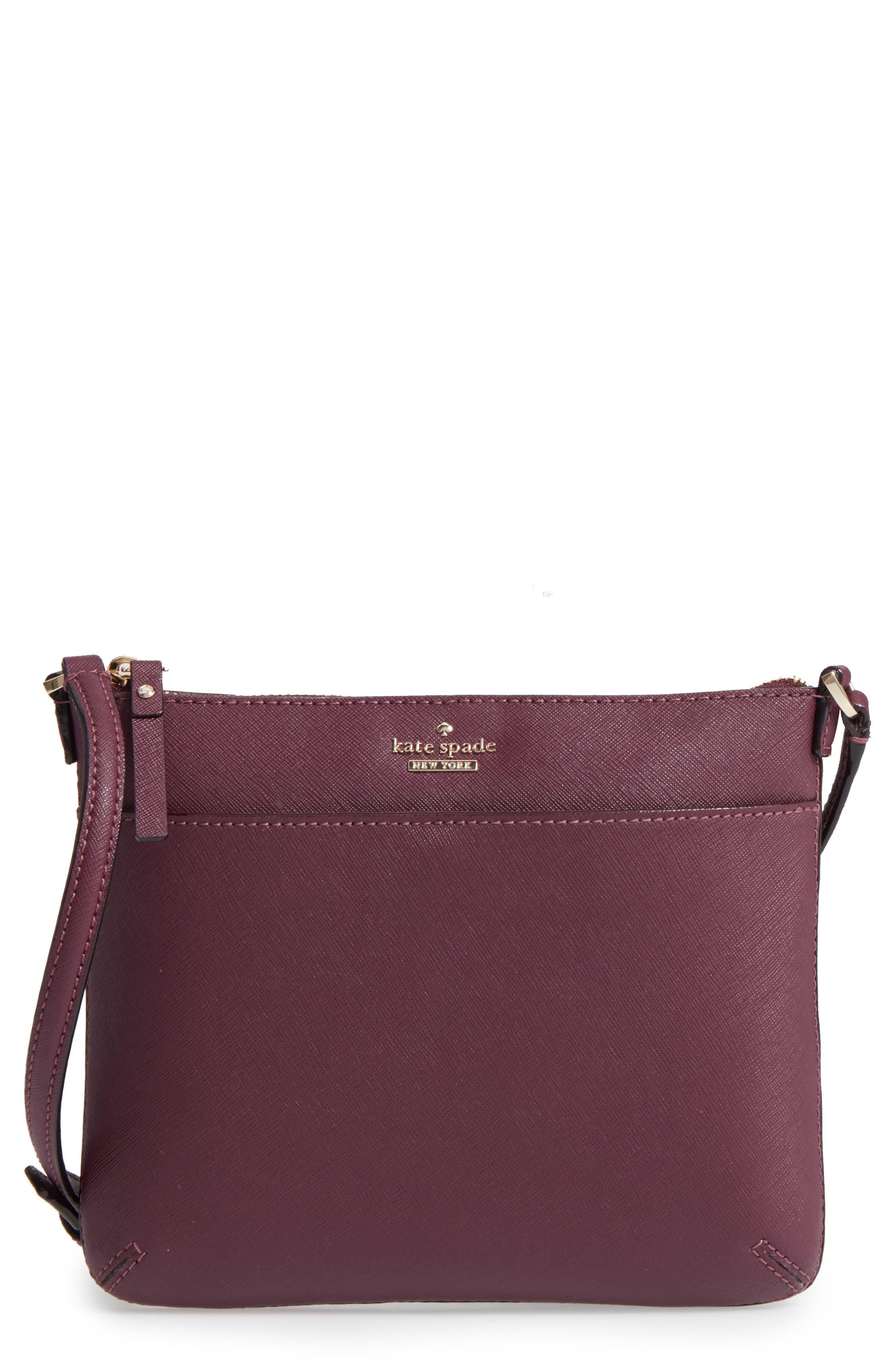kate spade new york cameron street - tenley leather crossbody bag