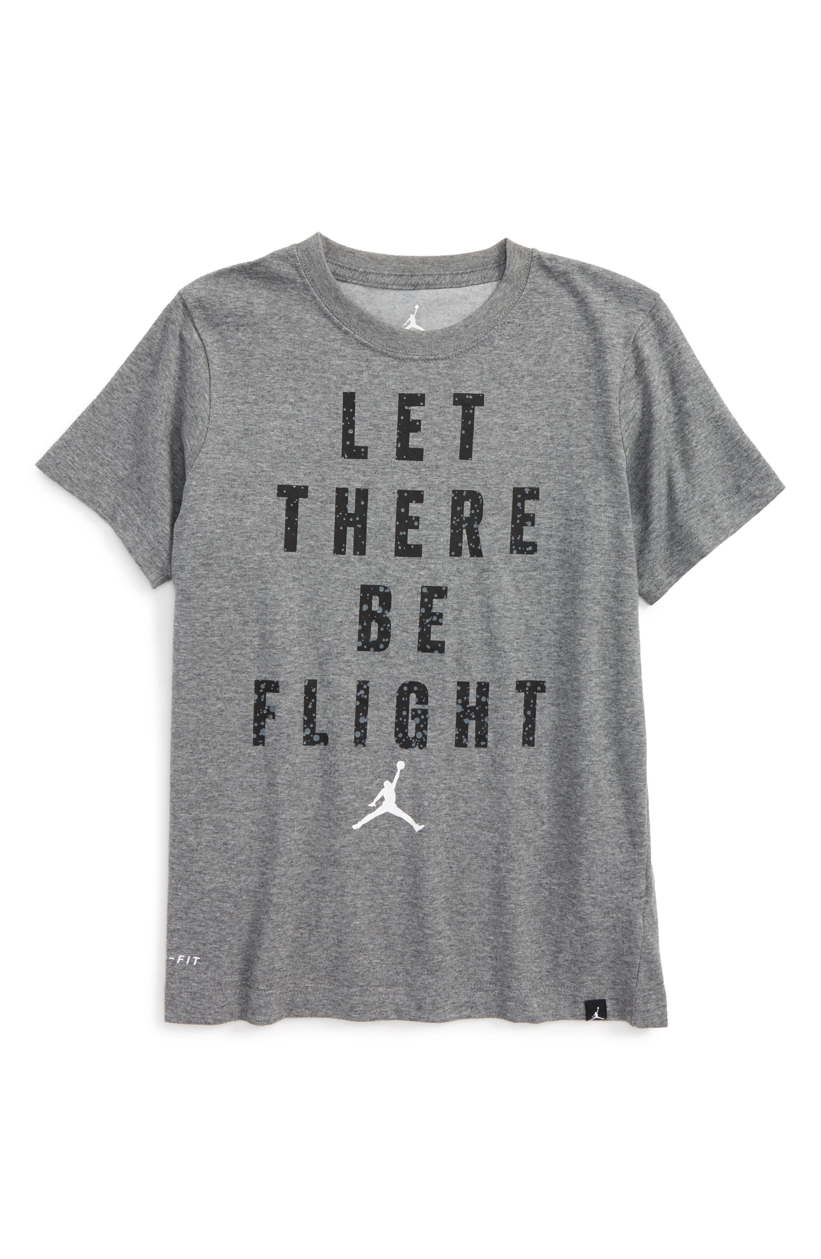 Jordan Flight T-Shirt (Big Boys)