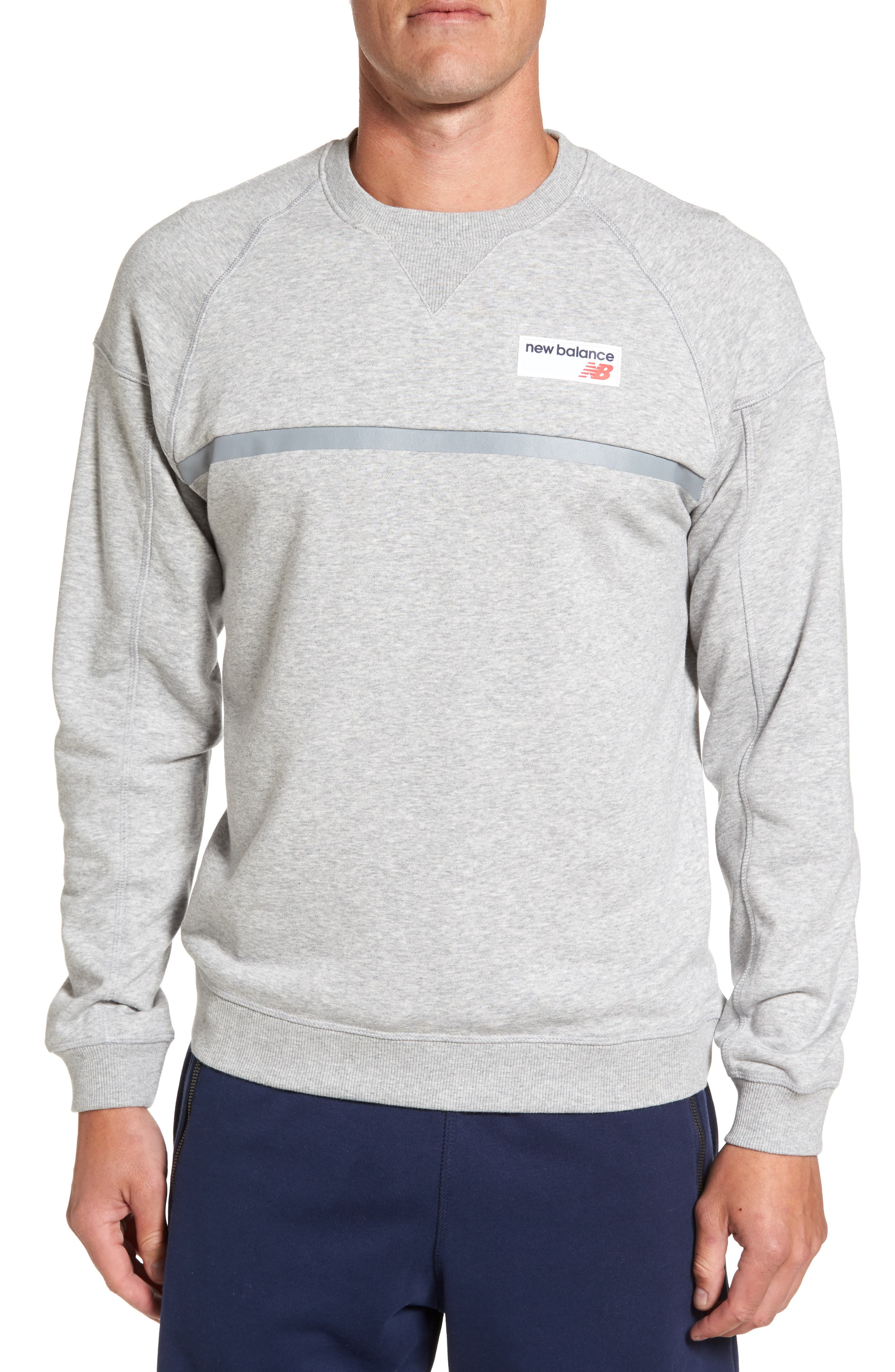 New Balance Athletics Crewneck Sweatshirt