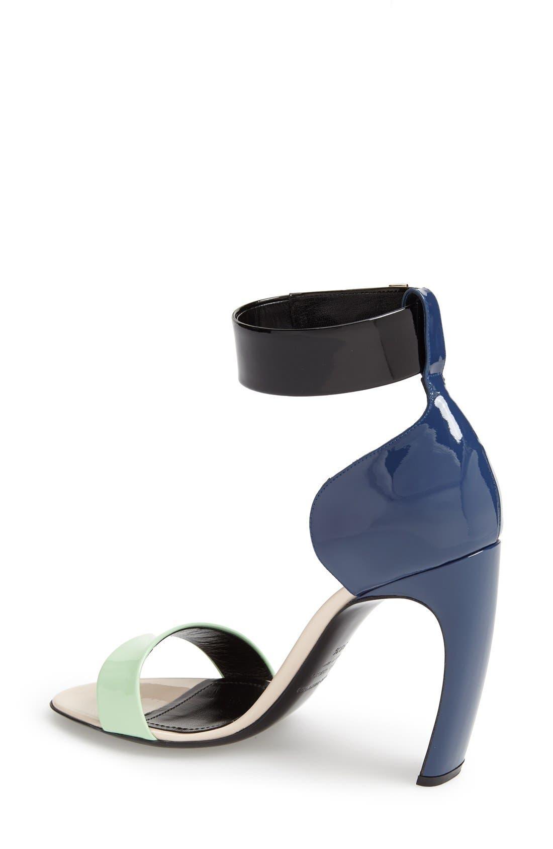 Alternate Image 2  - Nicholas Kirkwood 'Maeva' Ankle Strap Sandal (Women)