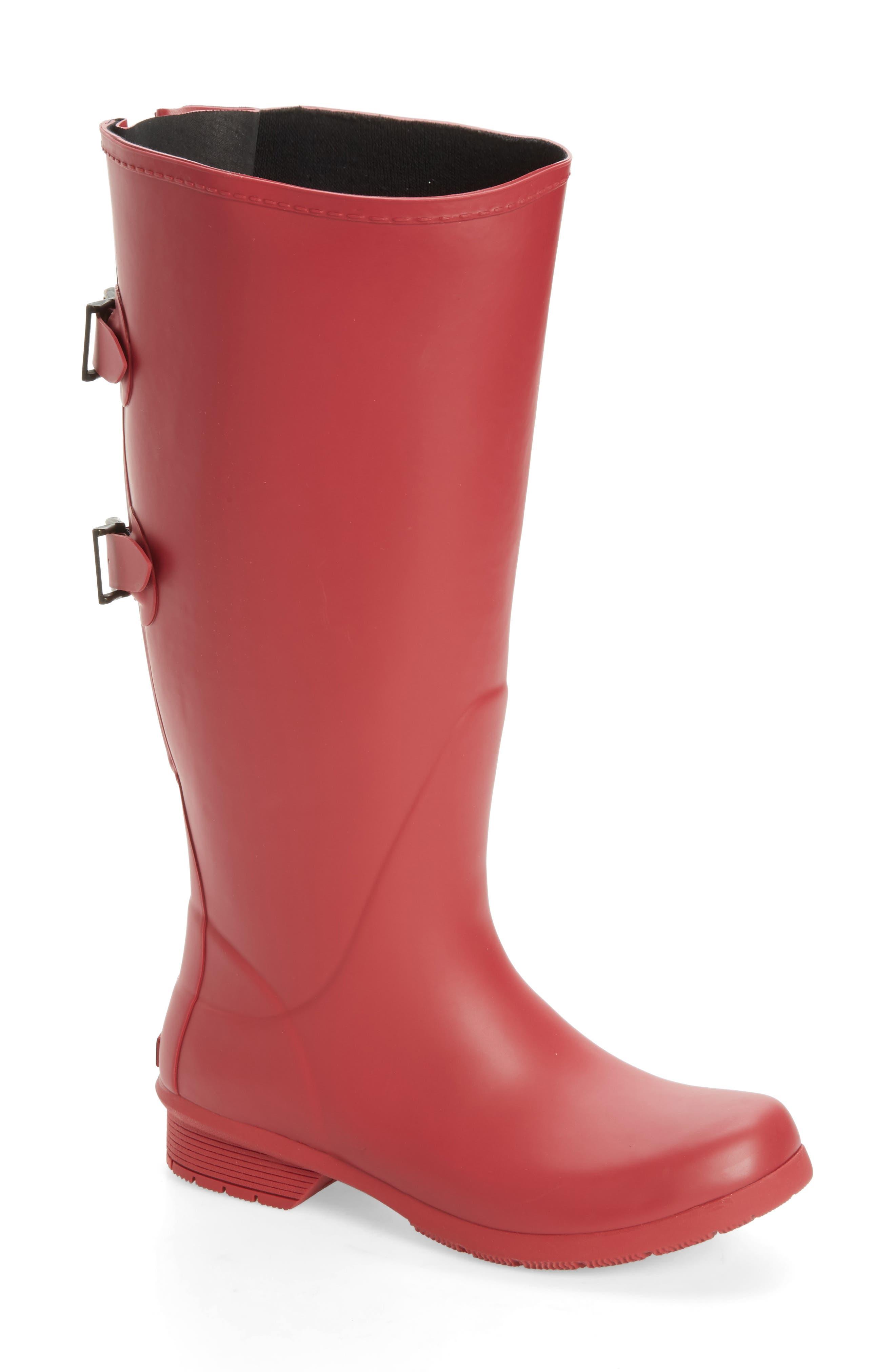 Chooka Versa Rain Boot (Women) (Wide Calf)
