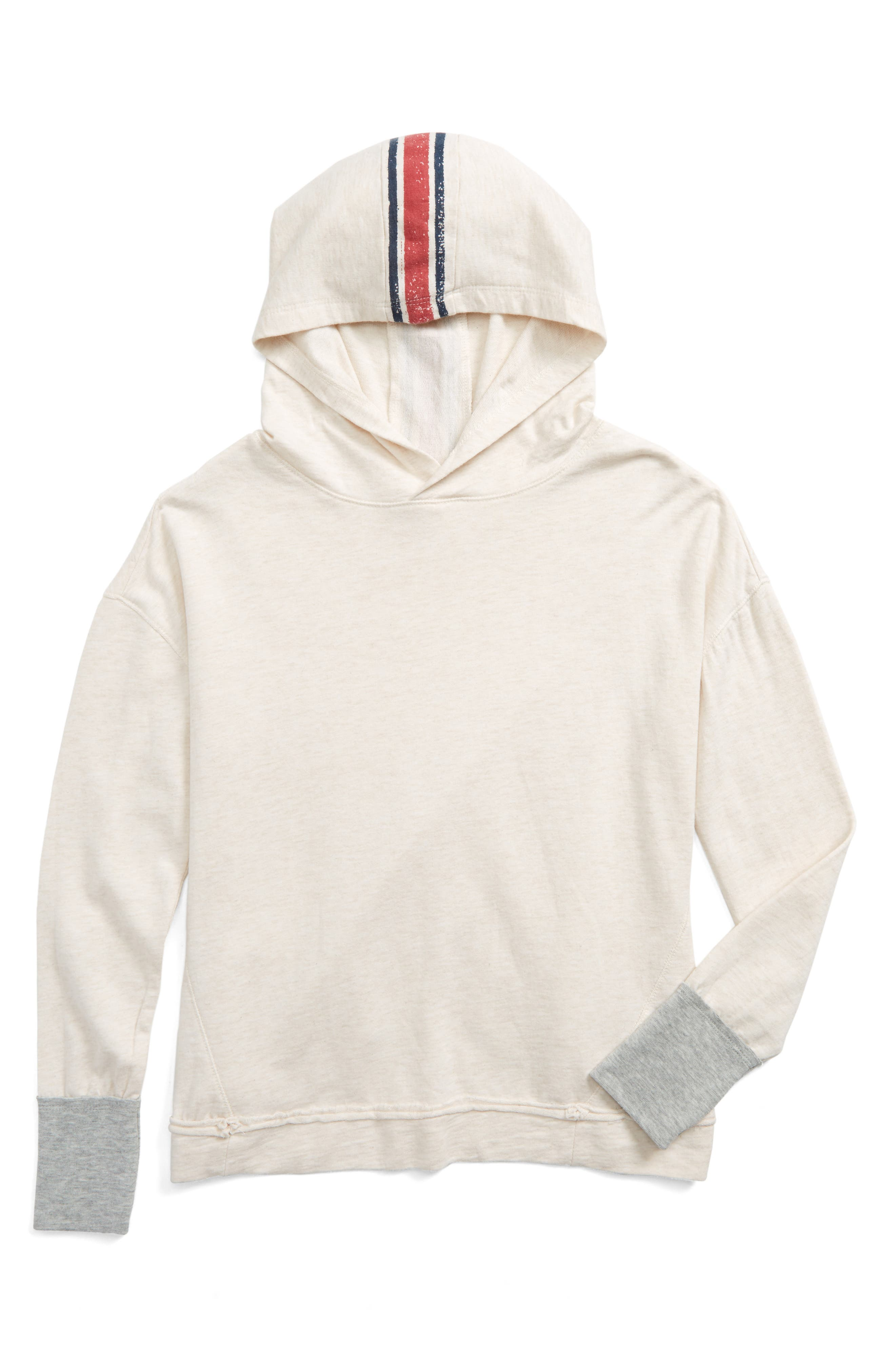 Splendid French Terry Hoodie (Big Girls)