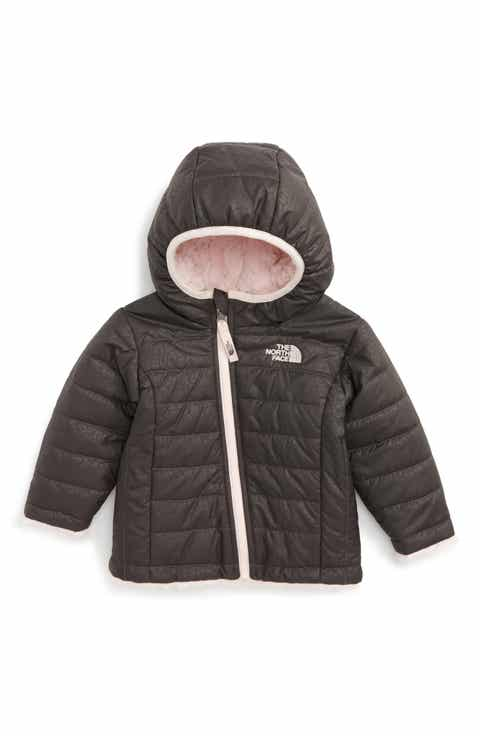 The North Face Mossbud Swirl Reversible Water Repellent Jacket Baby S