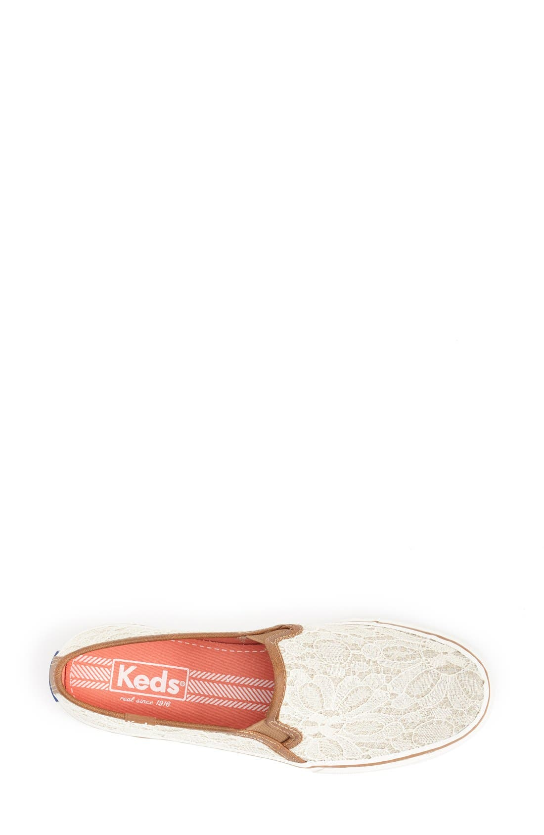Alternate Image 3  - Keds® 'Double Decker' Lace Slip-On (Women)