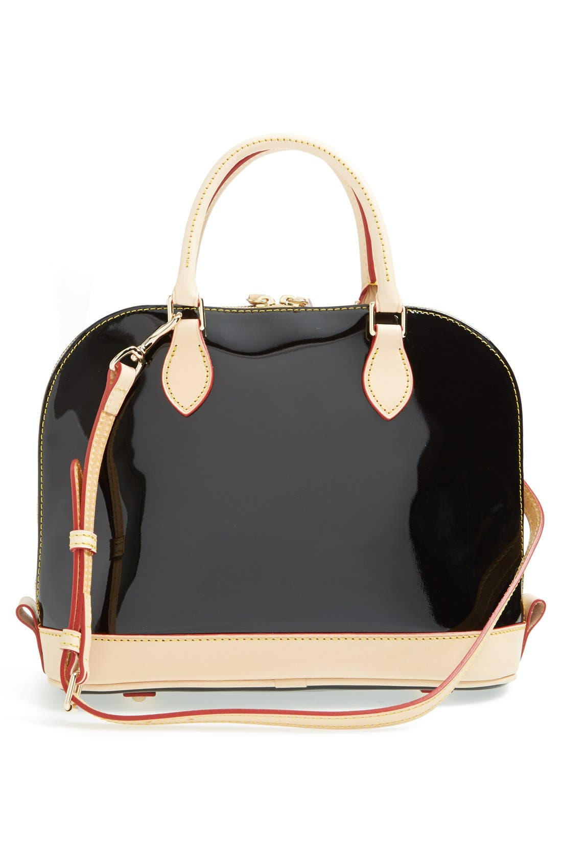 Alternate Image 3  - Dooney & Bourke Patent Leather Satchel