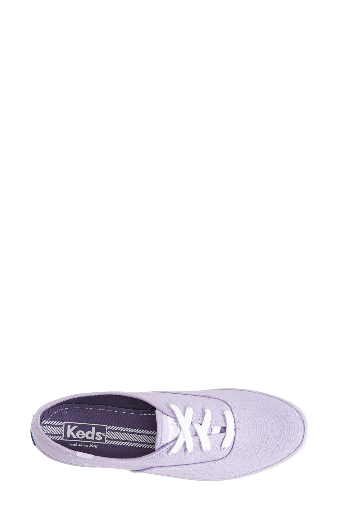 Alternate Image 3  - Keds® 'Champion - Seasonal' Sneaker (Women)