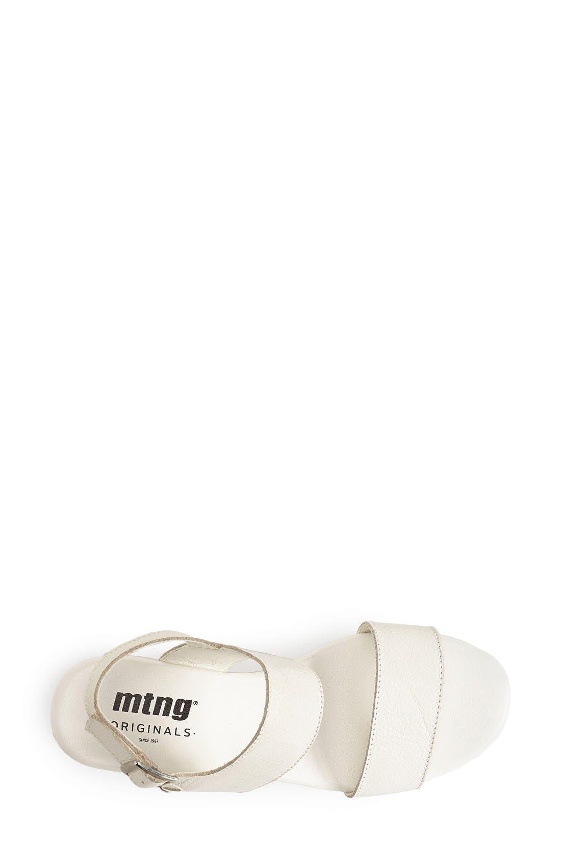 Alternate Image 3  - MTNG Originals 'Amber' Platform Sandal (Women)