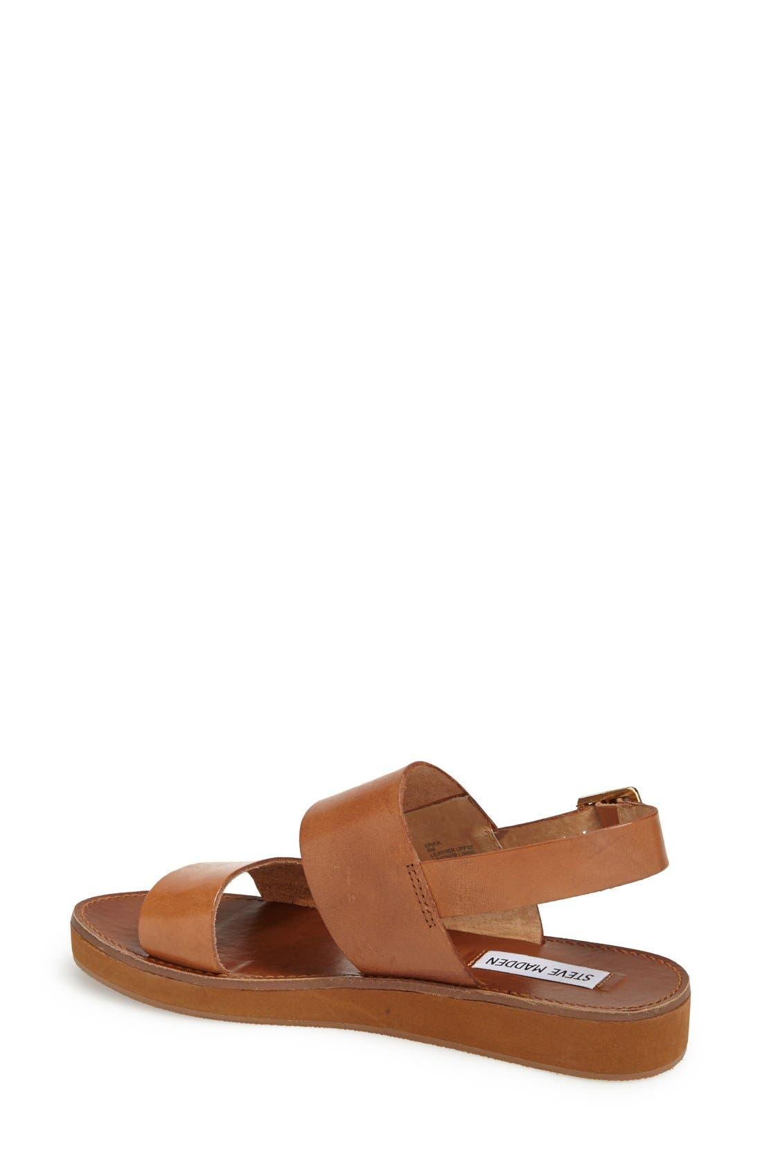 Alternate Image 2  - Steve Madden 'Orka' Ankle Strap Sandal (Women)