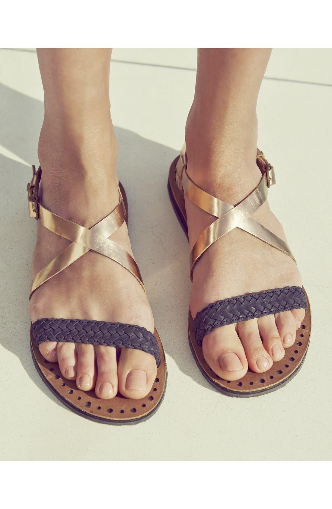 Alternate Image 7  - UGG® 'Jordyne' Sandal (Women)