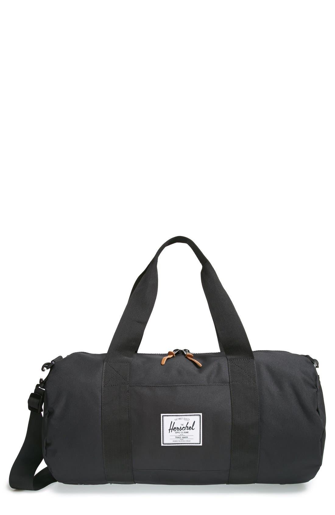 Alternate Image 1 Selected - Herschel Supply Co. 'Sutton - Mid Volume' Duffel Bag