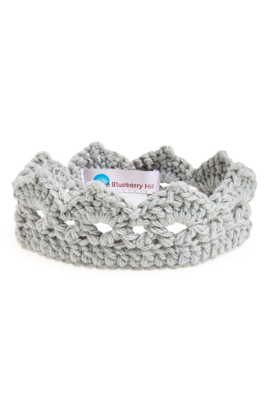 Main Image - Blueberry Hill 'Avery' Headband (Baby Girls)