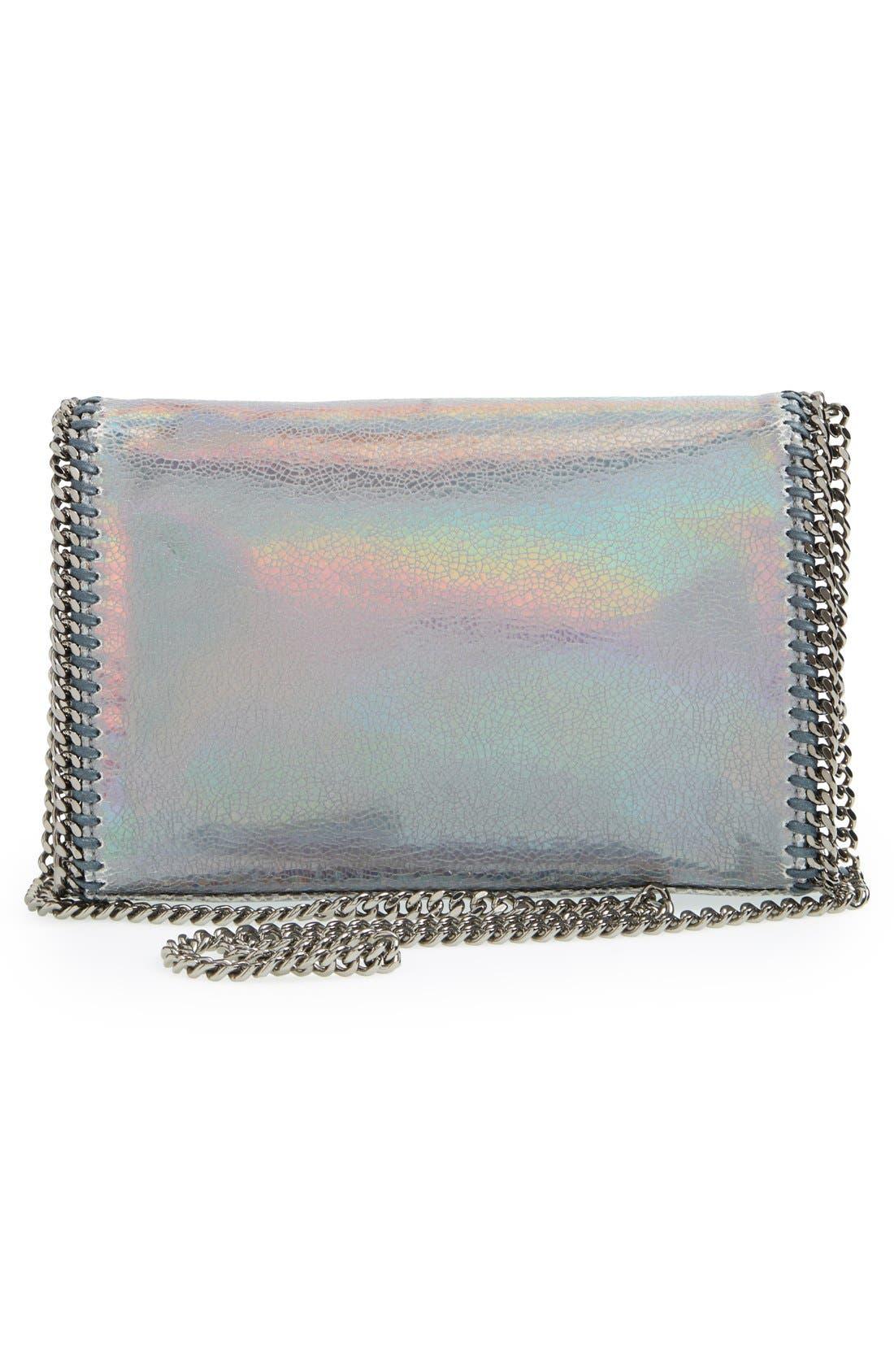 Alternate Image 3  - Stella McCartney 'Mini Falabella - Hologram' Crossbody Bag