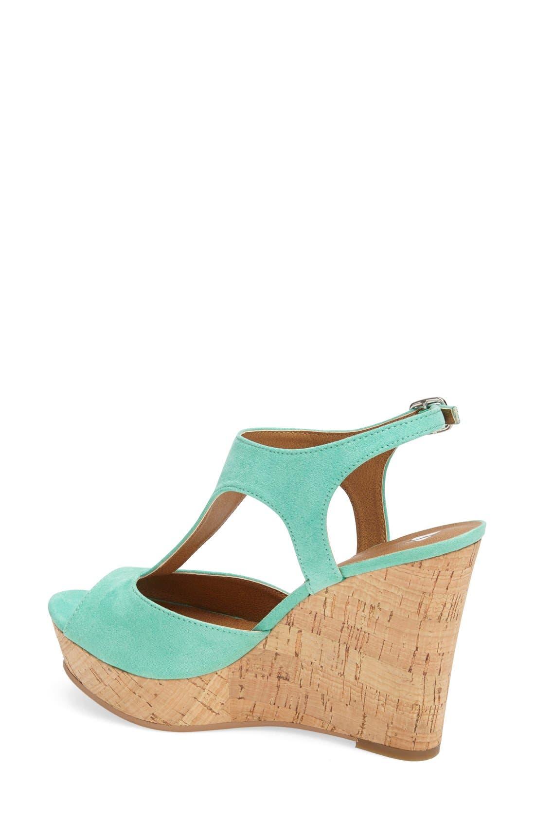 Alternate Image 4  - BP. 'Springs' Peep Toe Wedge Sandal (Women)