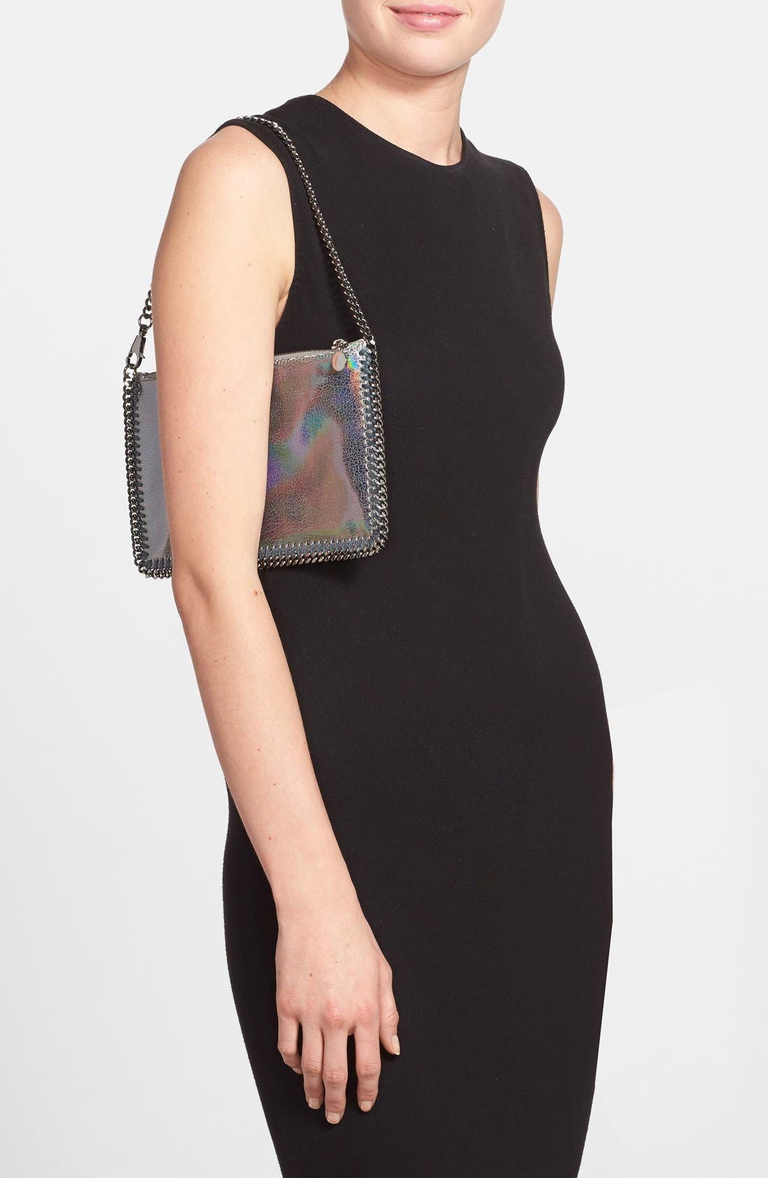 Alternate Image 2  - Stella McCartney 'Falabella' Hologram Handbag