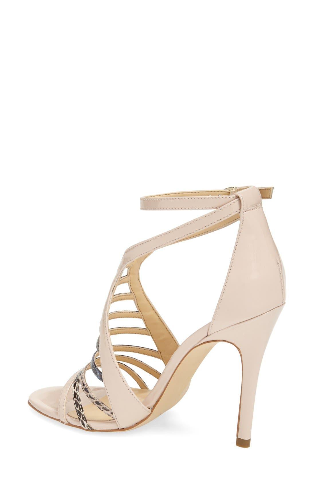 Alternate Image 2  - Ivanka Trump 'Hayze' Ankle Strap Sandal (Women)
