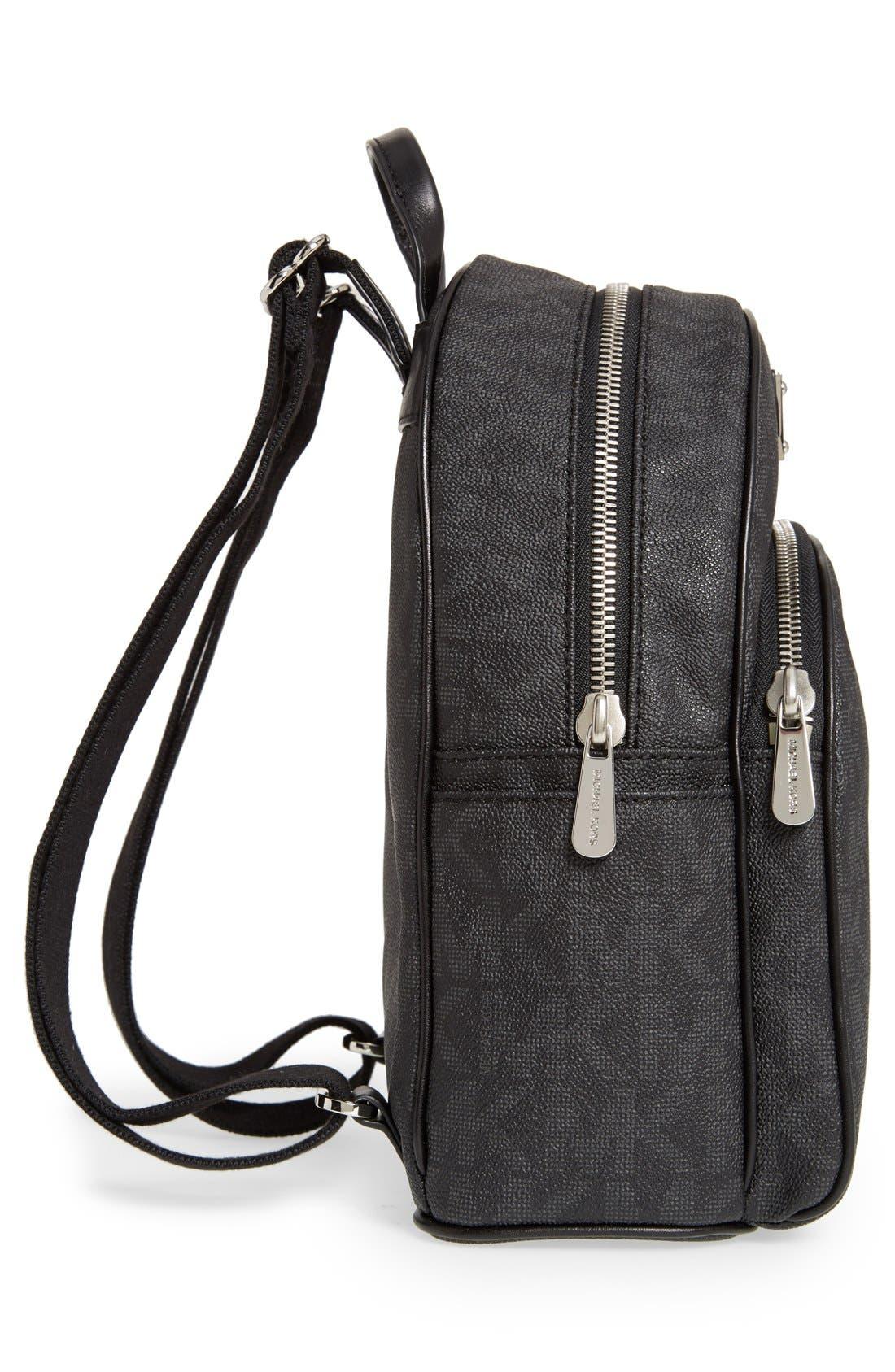 Alternate Image 5  - MICHAEL Michael Kors 'Small Jet Set' Backpack