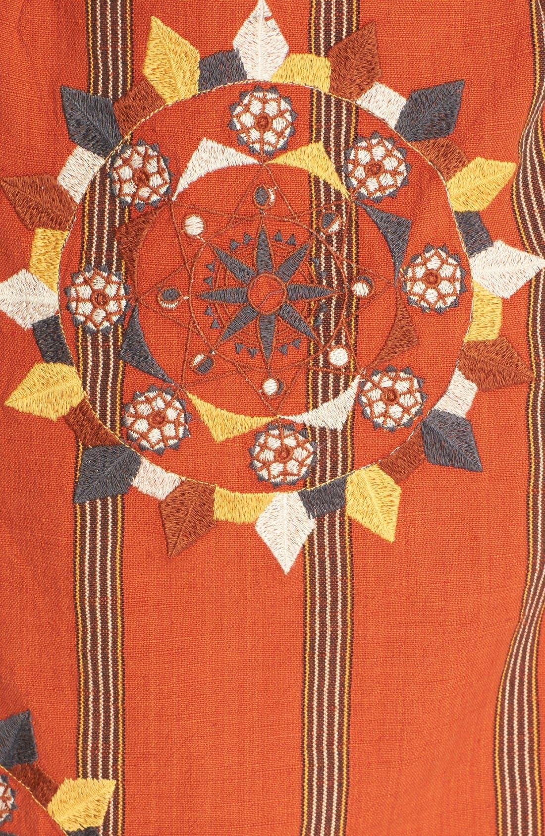 Alternate Image 3  - Free People 'Song Bird' Asymmetrical Wrap Skirt