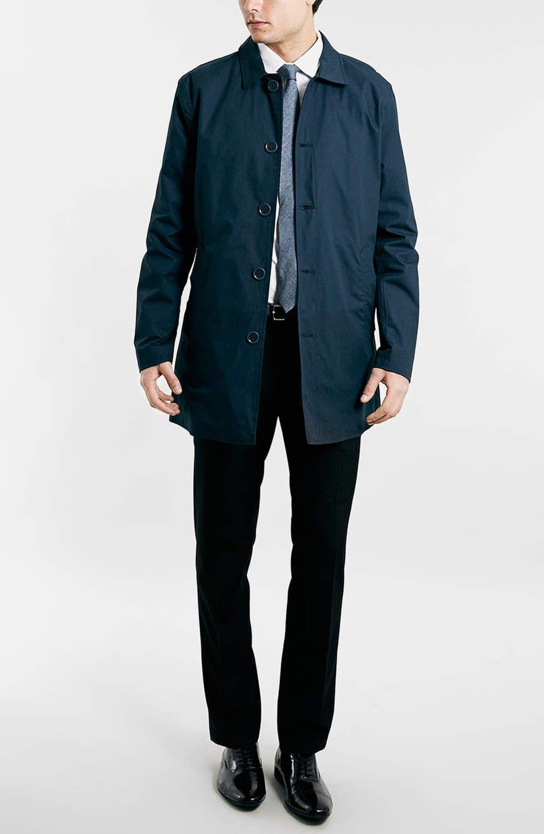 Alternate Image 5  - Topman Slim Fit Dress Shirt