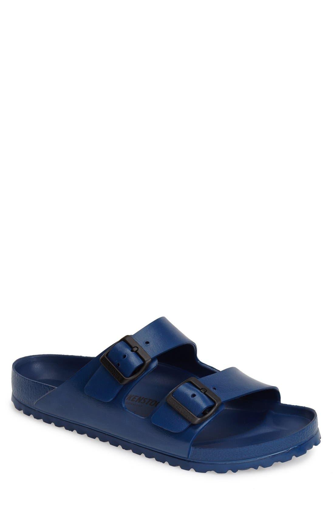 Birkenstock 'Essentials - Arizona EVA' Waterproof Slide Sandal (Men)
