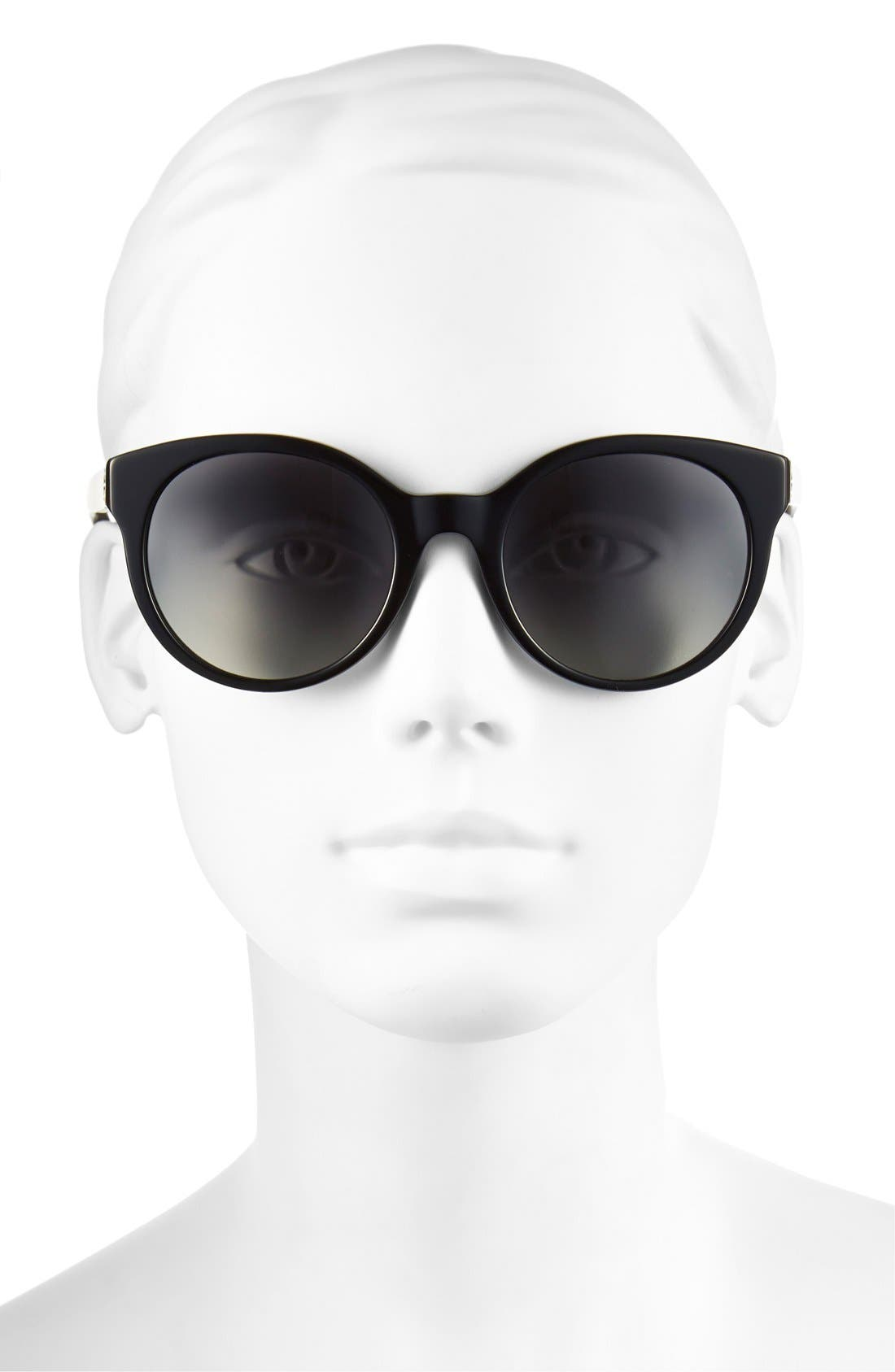 Alternate Image 2  - Tory Burch 54mm Polarized Cat Eye Sunglasses (Nordstrom Exclusive)