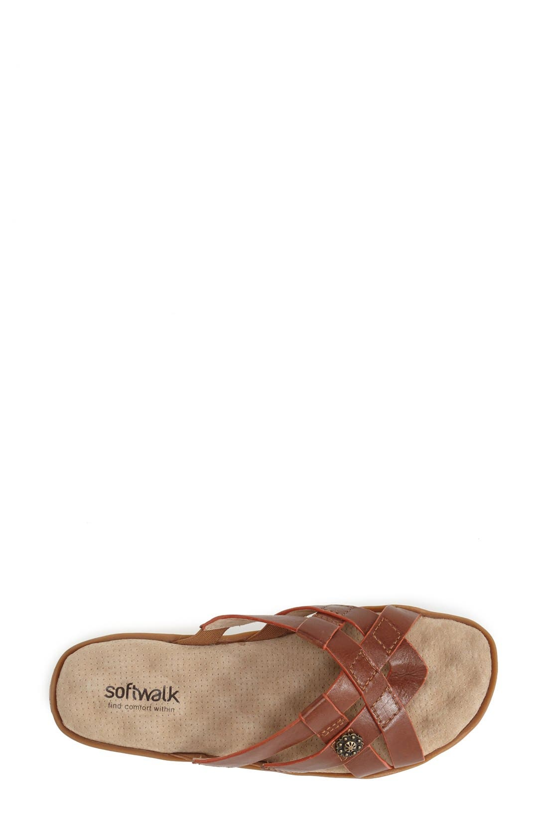Alternate Image 3  - SoftWalk® 'Beaver Creek' Sandal
