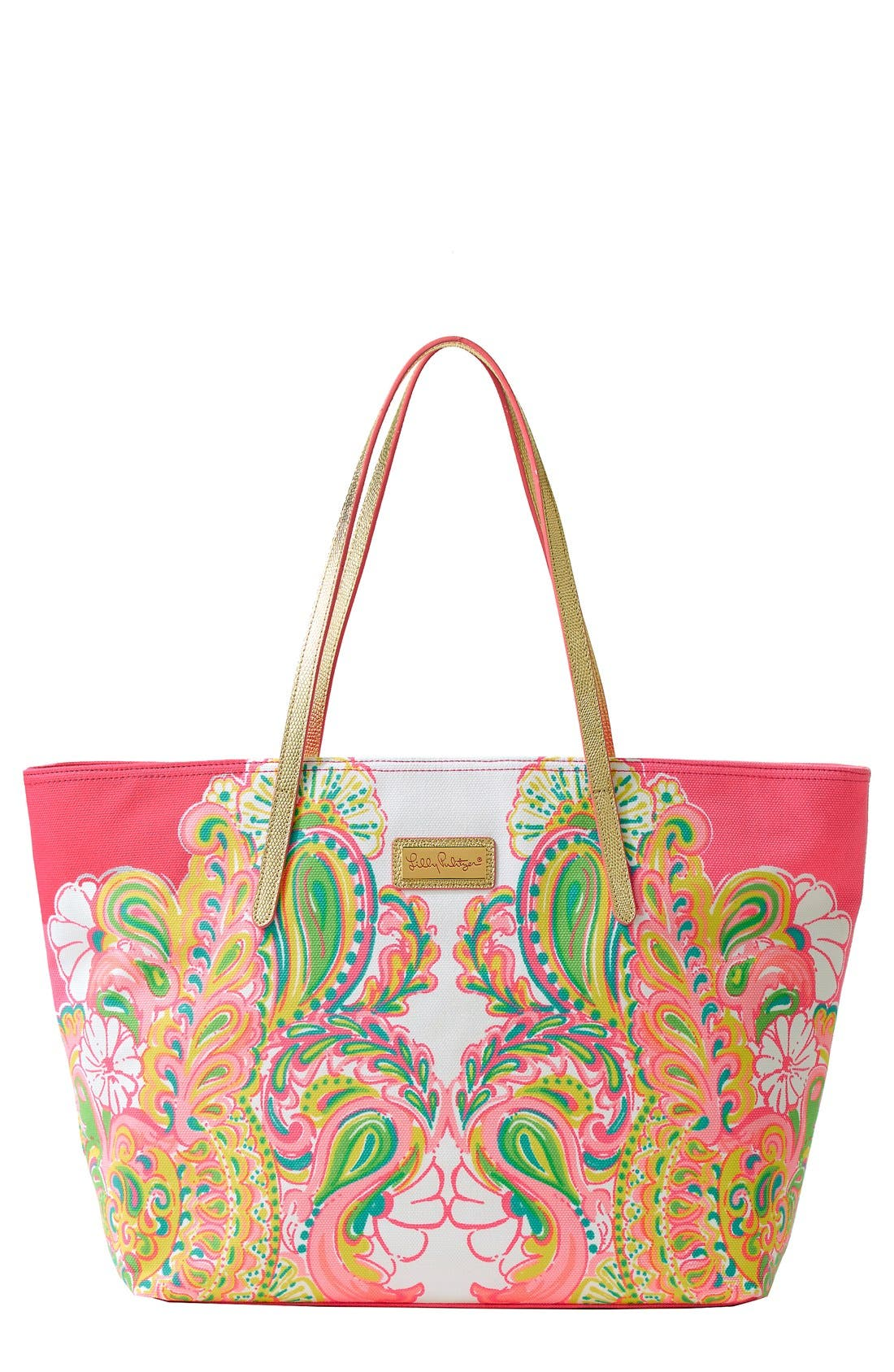 Alternate Image 1 Selected - Lilly Pulitzer® 'Resort' Tote